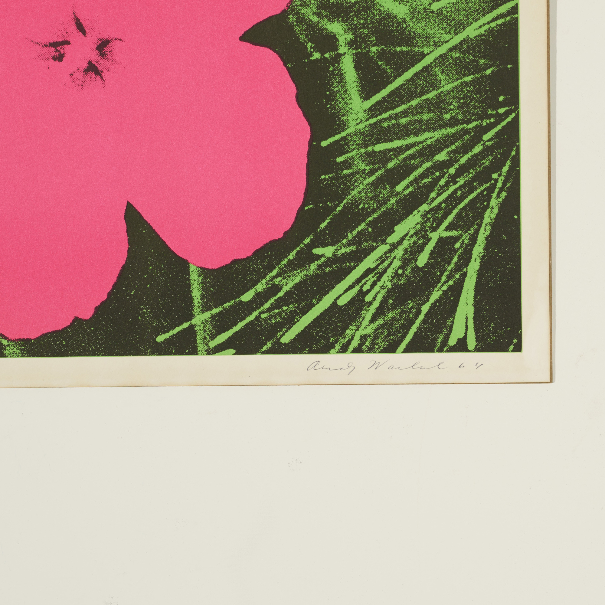 120: Andy Warhol / Flowers (2 of 2)