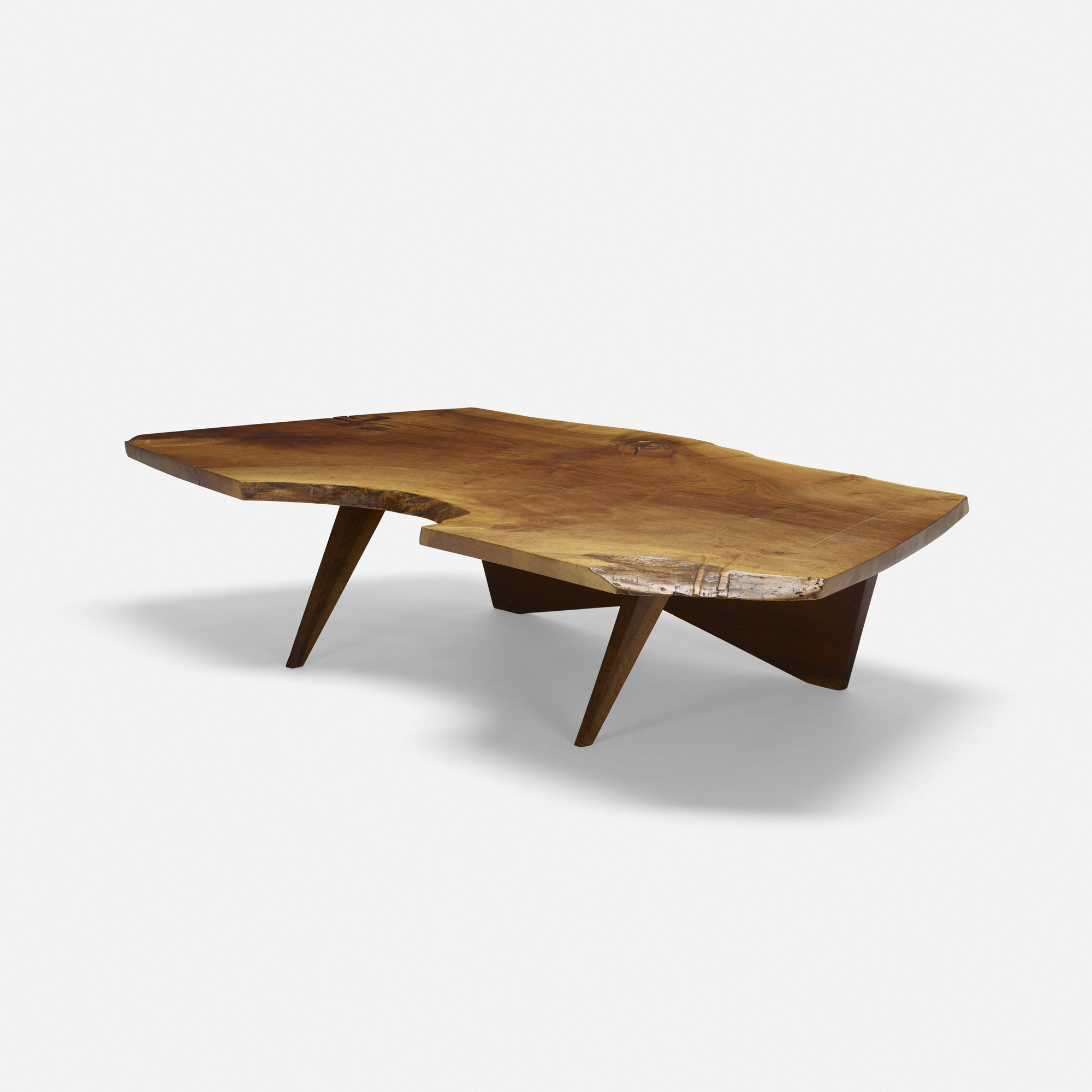 121 GEORGE NAKASHIMA Slab coffee table Design 23 March 2017