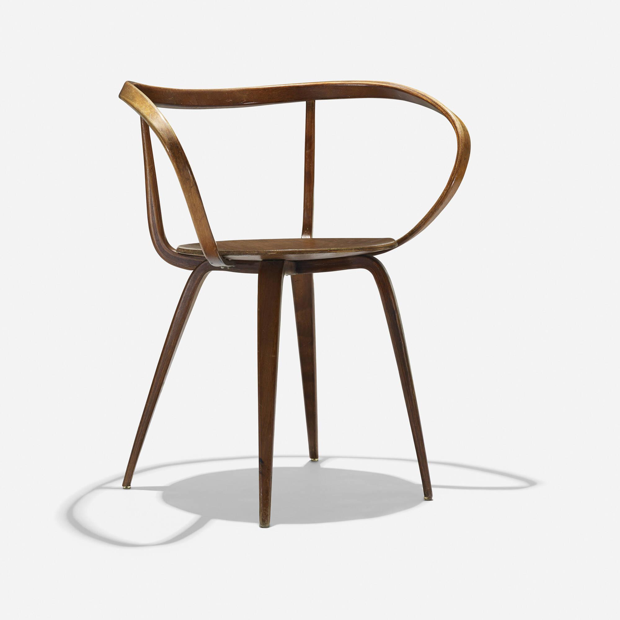 121: George Nelson U0026 Associates / Pretzel Chair, Model 5890 (1 Of 4