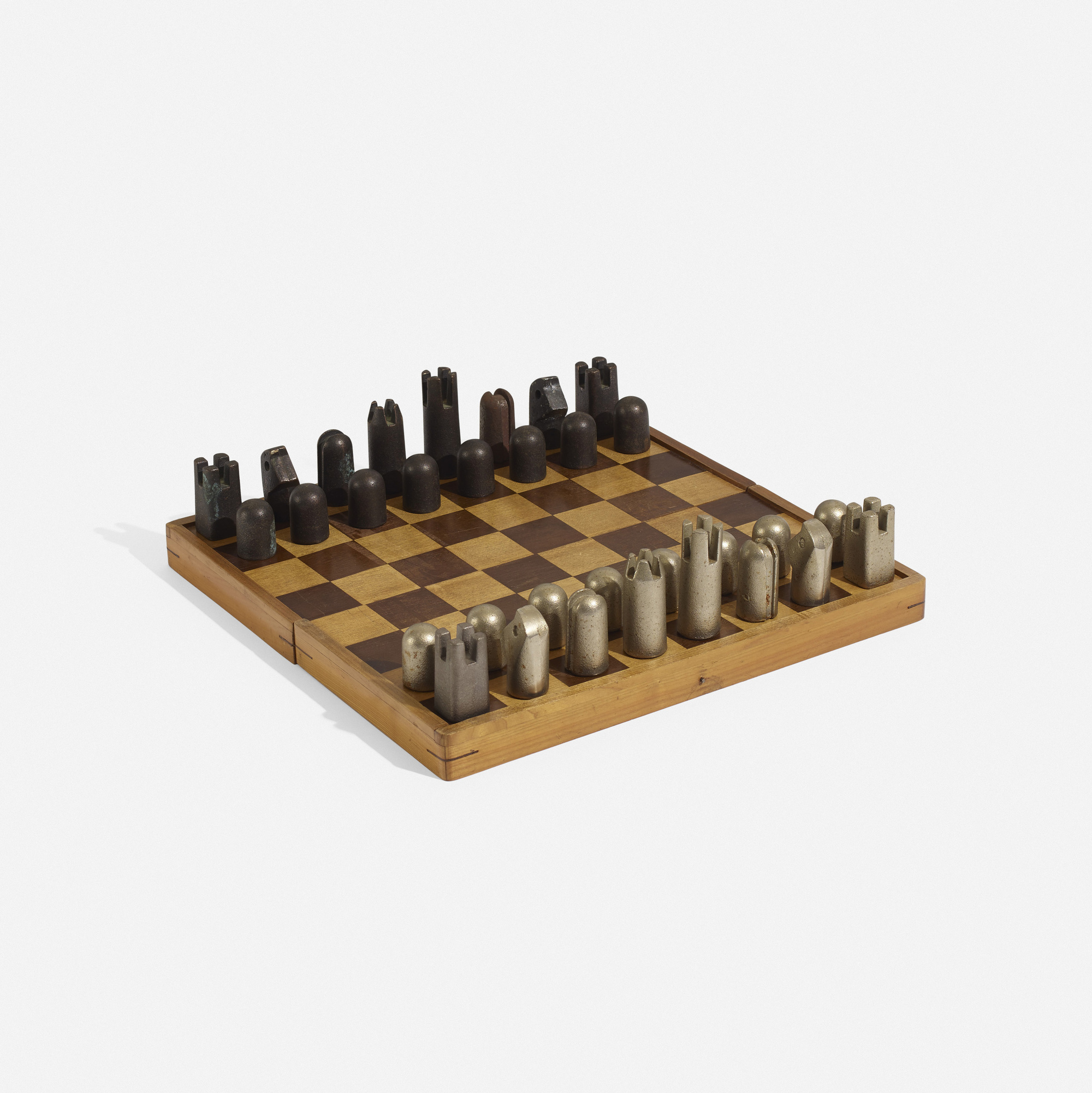 121: Carl Auböck III / chess set (1 of 4)