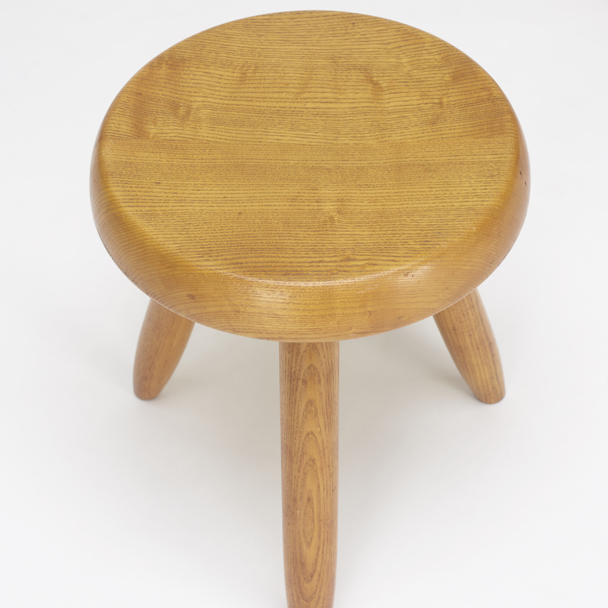121: Charlotte Perriand / stools, pair (2 of 2)