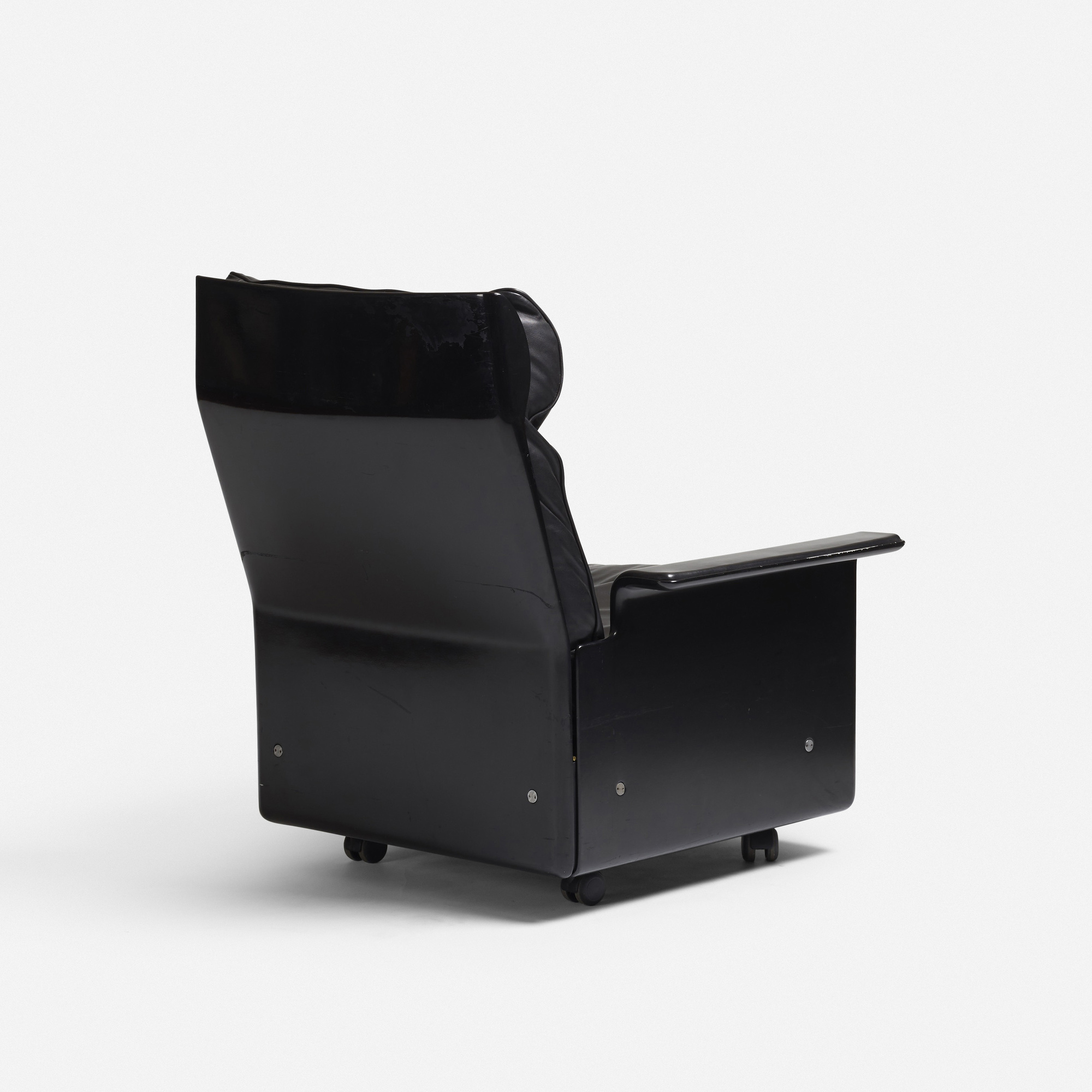 ... 121: Dieter Rams / First Generation 620 High Back Lounge Chair (2 Of 3