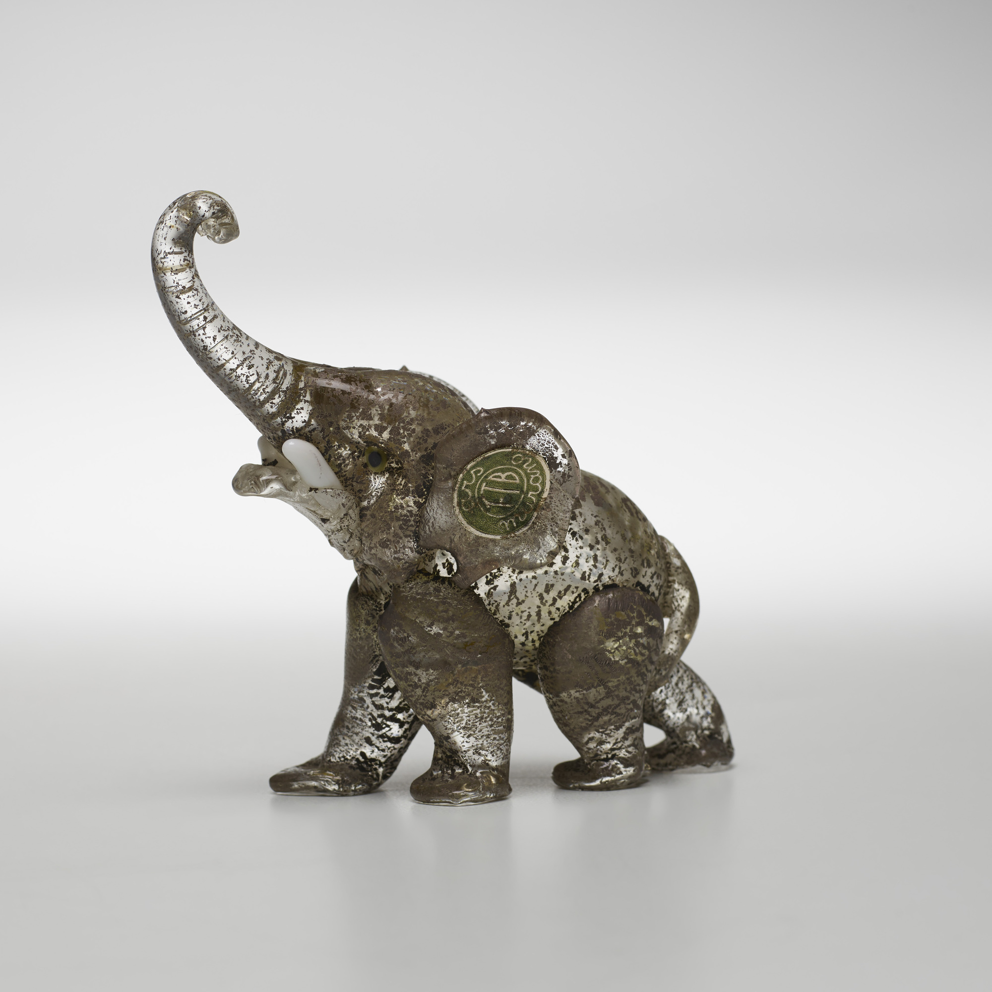121: Ercole Barovier / Elefante (2 of 2)
