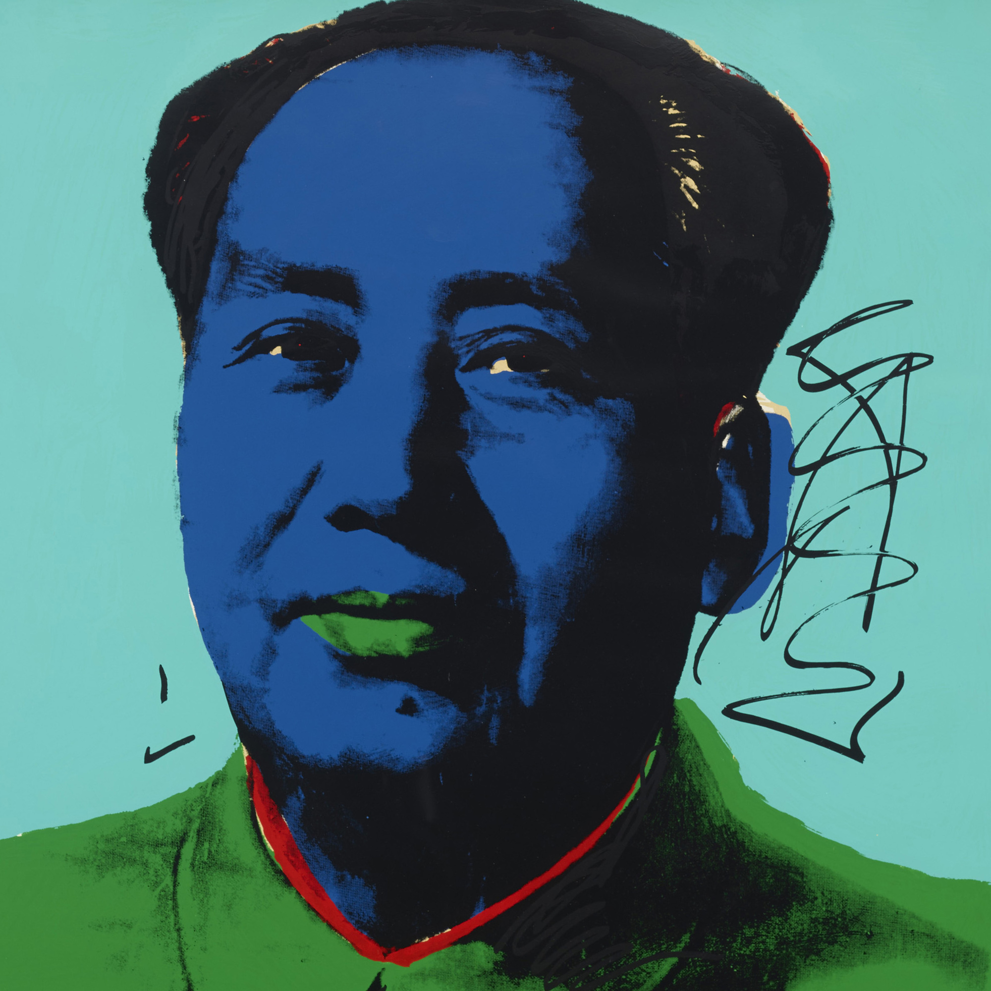 121: Andy Warhol / Mao (2 of 2)