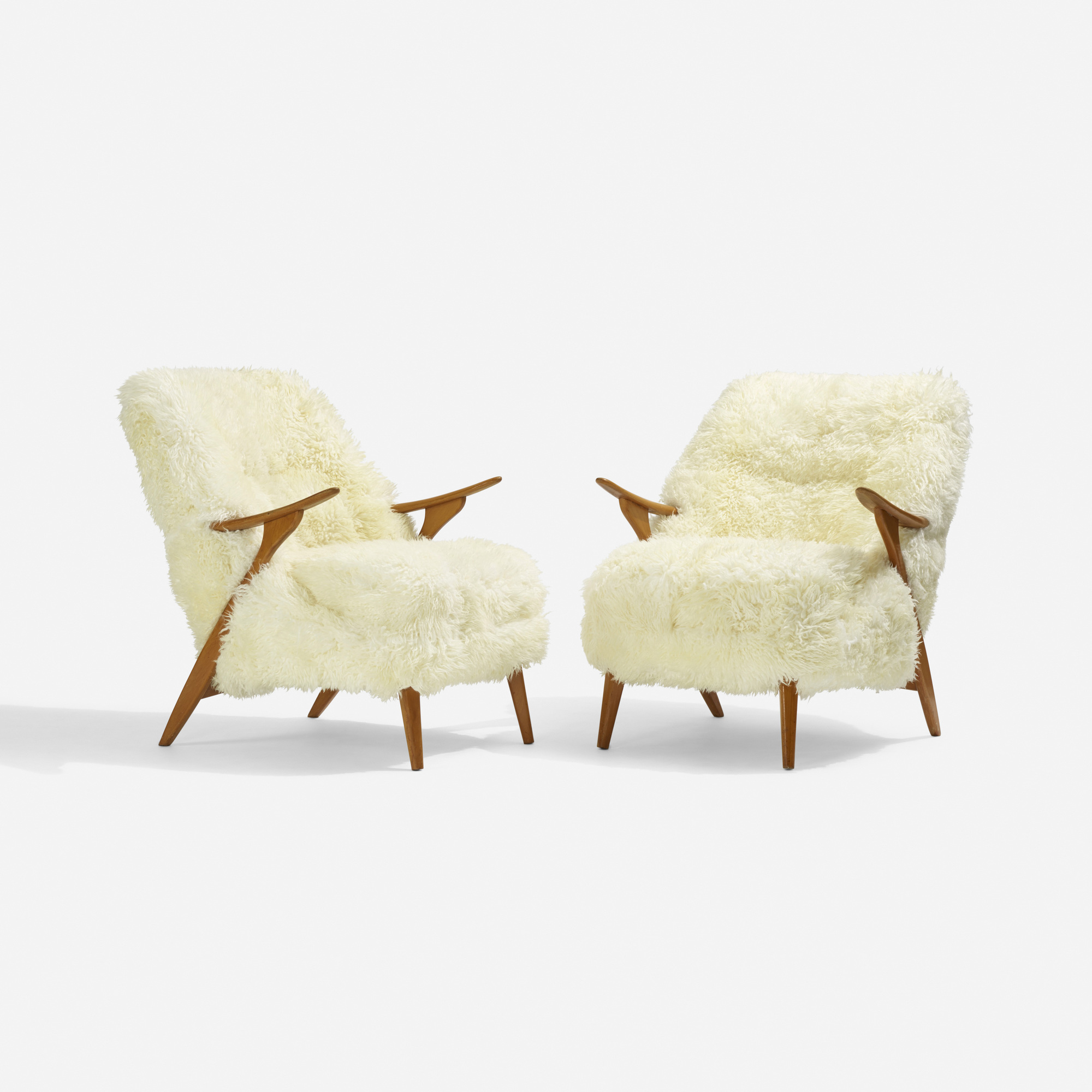 121: Svante Skogh / armchairs, pair (2 of 3)