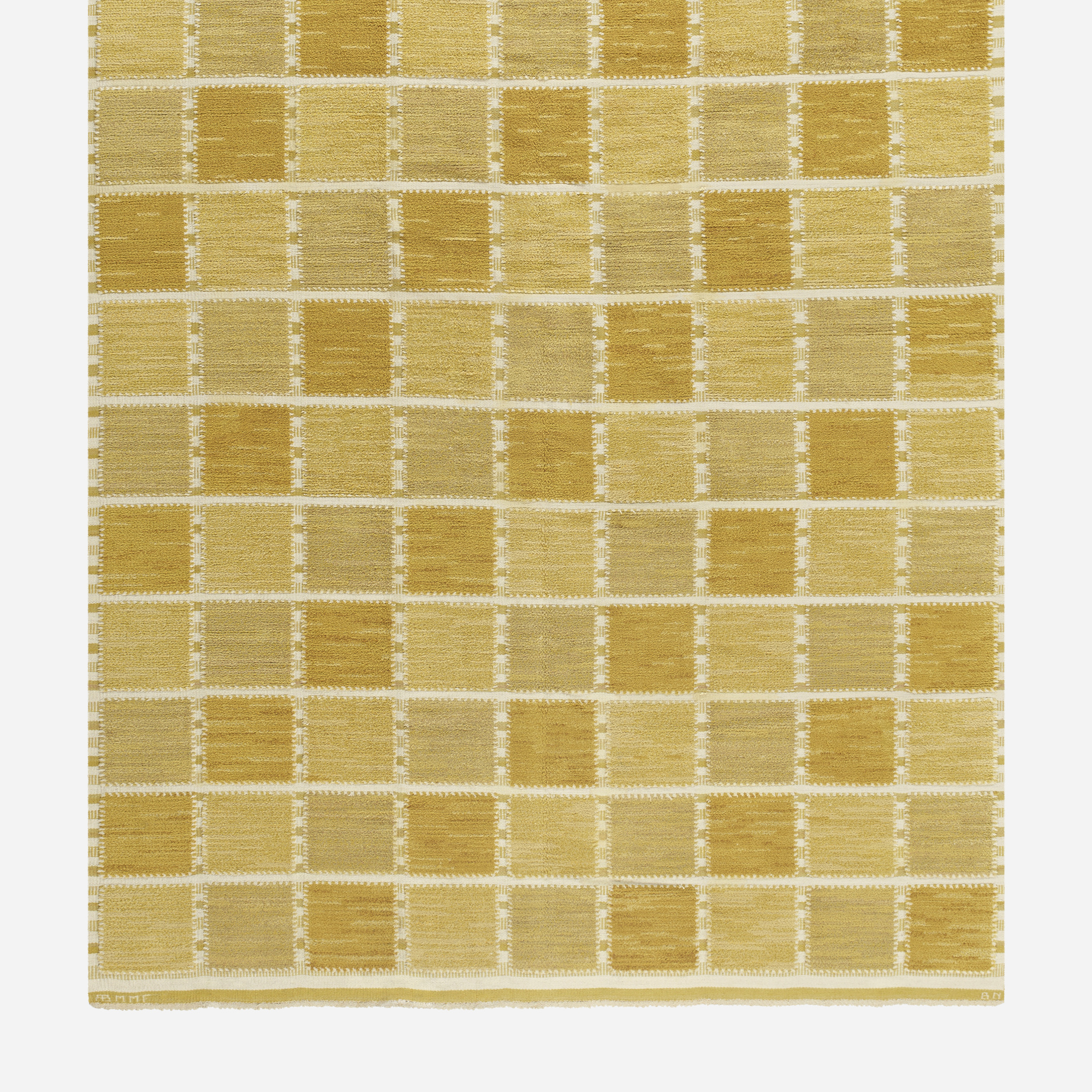 121: Barbro Nilsson / Gyllenrutan half-pile carpet (2 of 3)