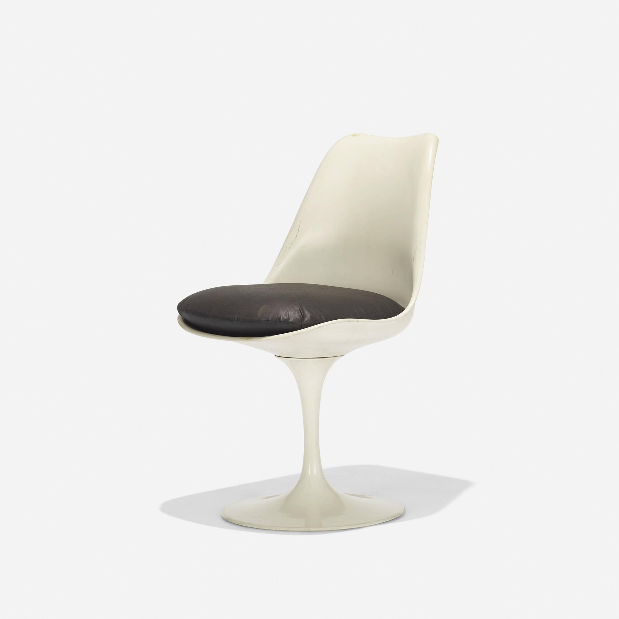 121 EERO SAARINEN Tulip chair Taxonomy of Design Selections