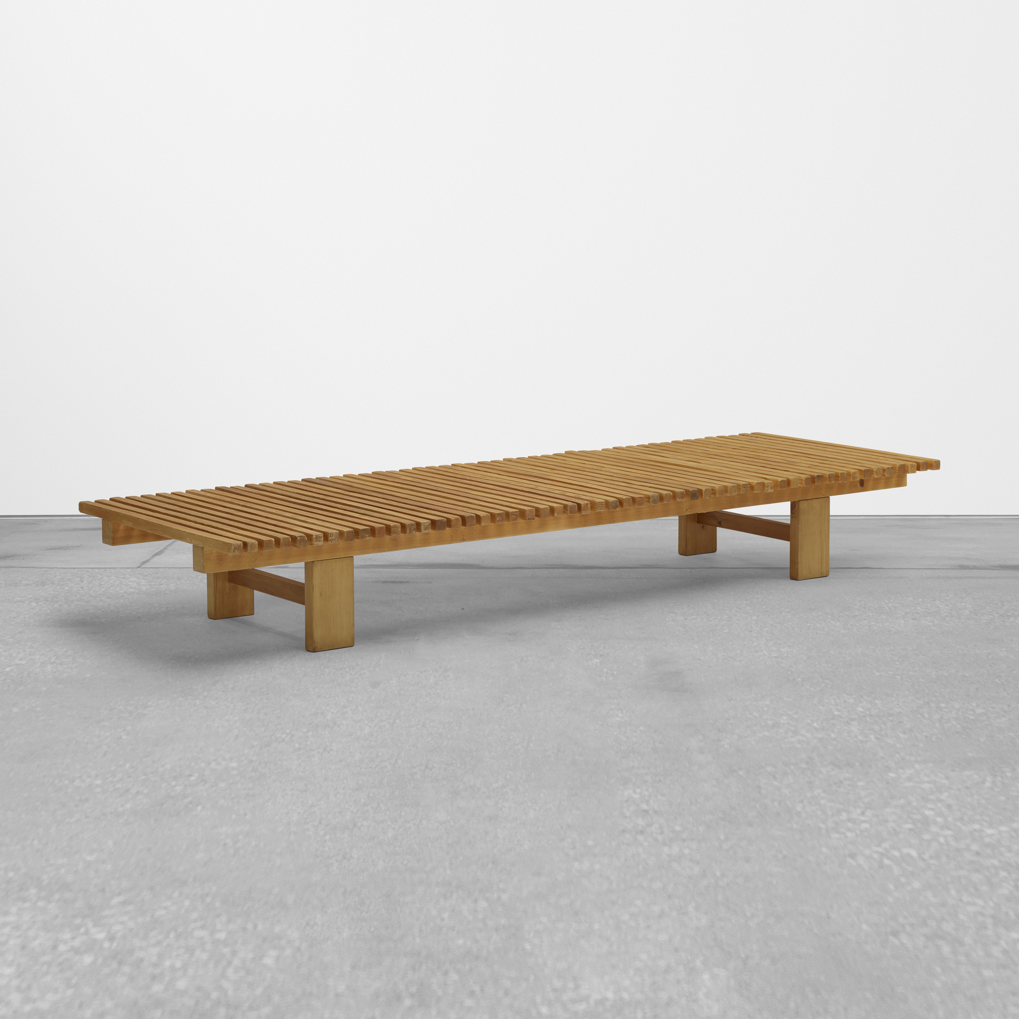 122: Charlotte Perriand / bench from Les Arcs, Savoie (1 of 4)