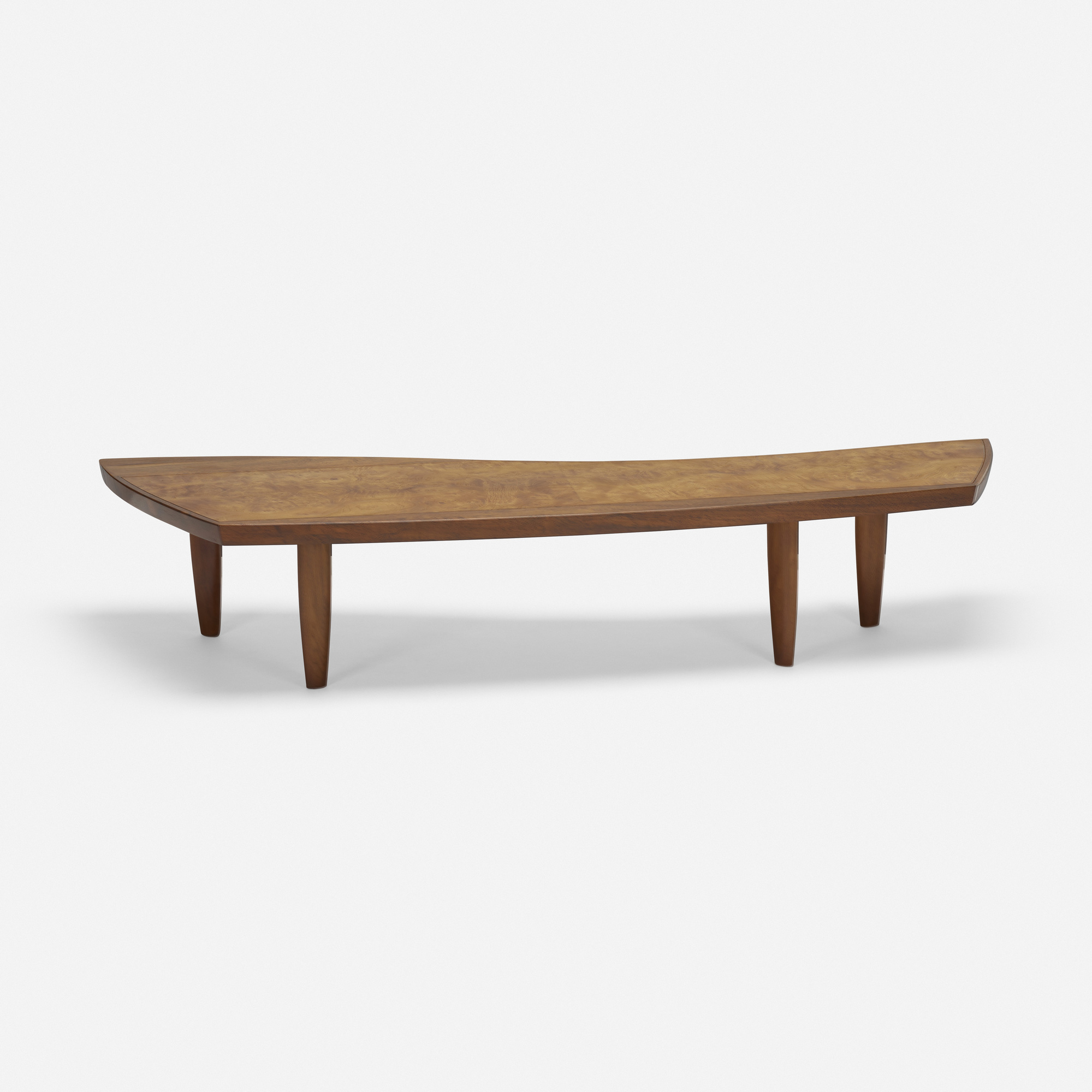122 george nakashima coffee table model 200 66w design 23