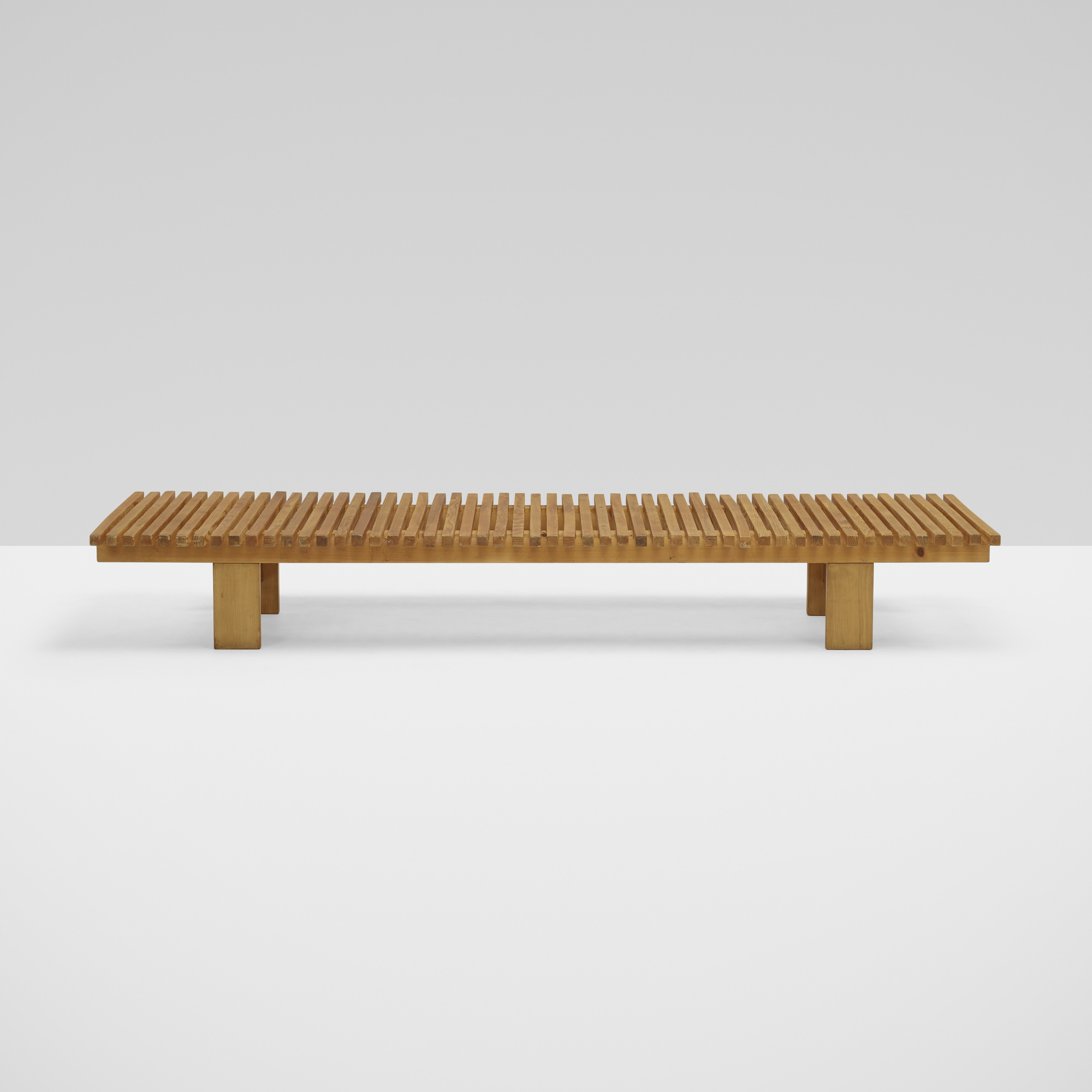 122: Charlotte Perriand / bench from Les Arcs, Savoie (2 of 4)