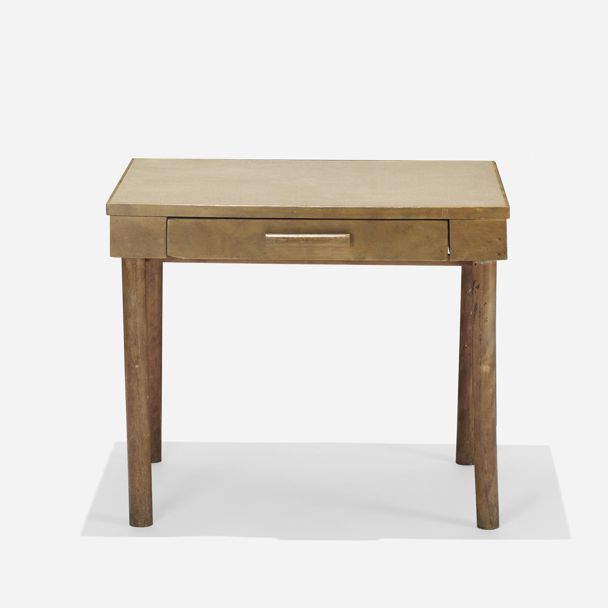... 122: Charles Eames And Eero Saarinen / Rare And Early Desk From The  Crow Island