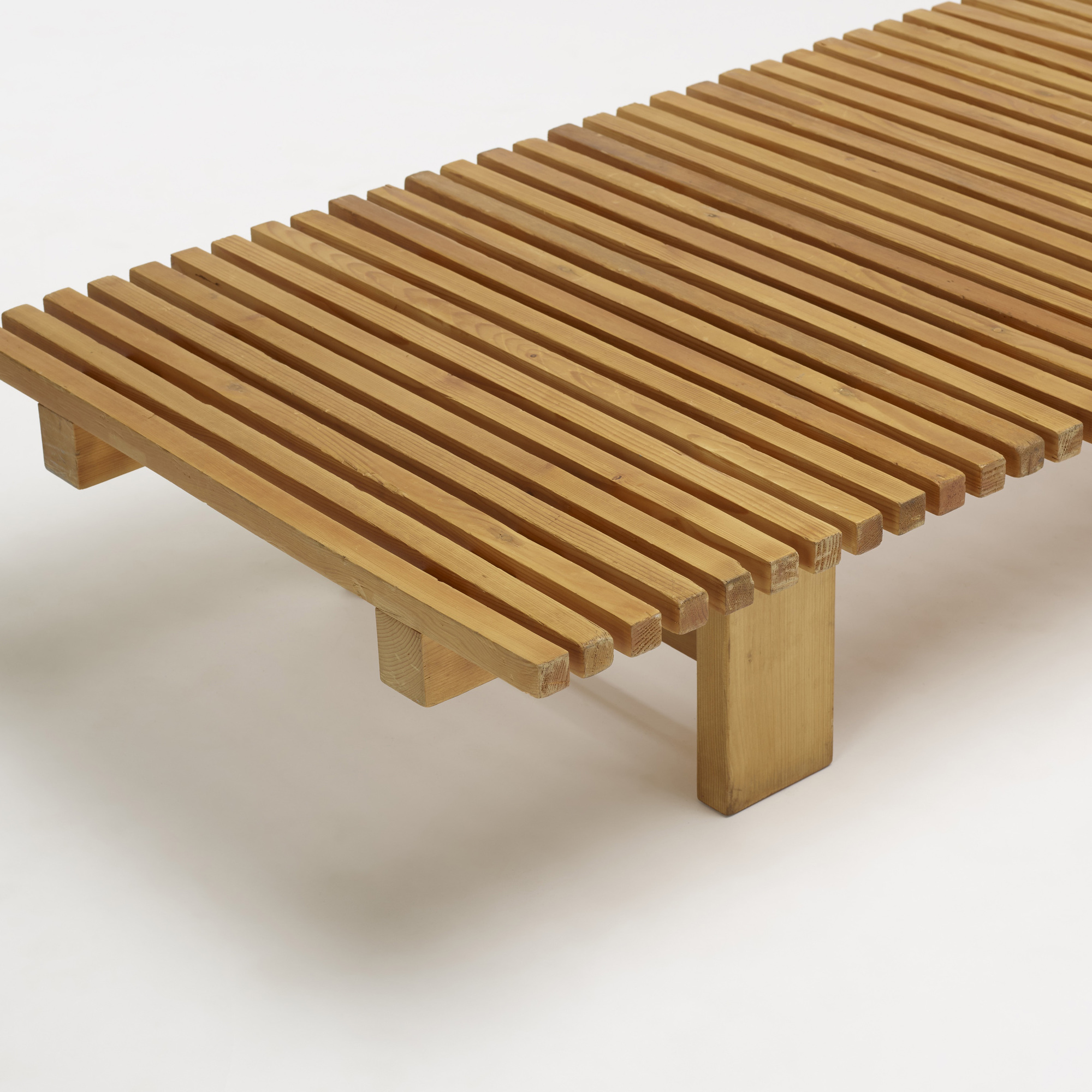 122: Charlotte Perriand / bench from Les Arcs, Savoie (3 of 4)
