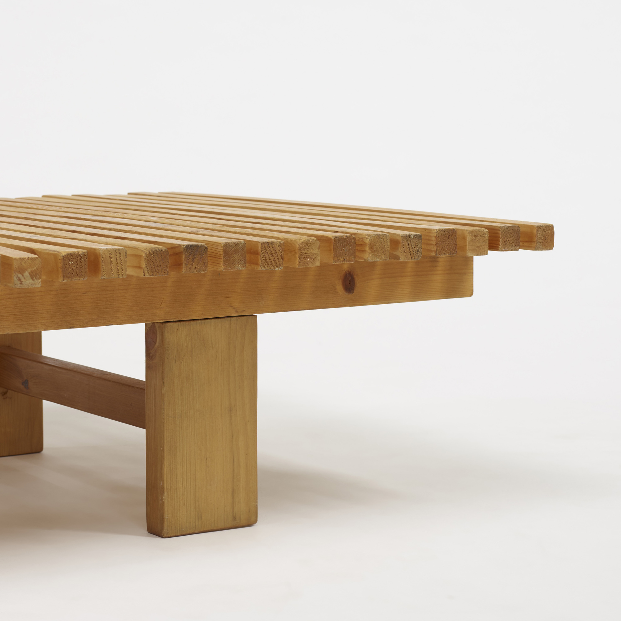 122: Charlotte Perriand / bench from Les Arcs, Savoie (4 of 4)