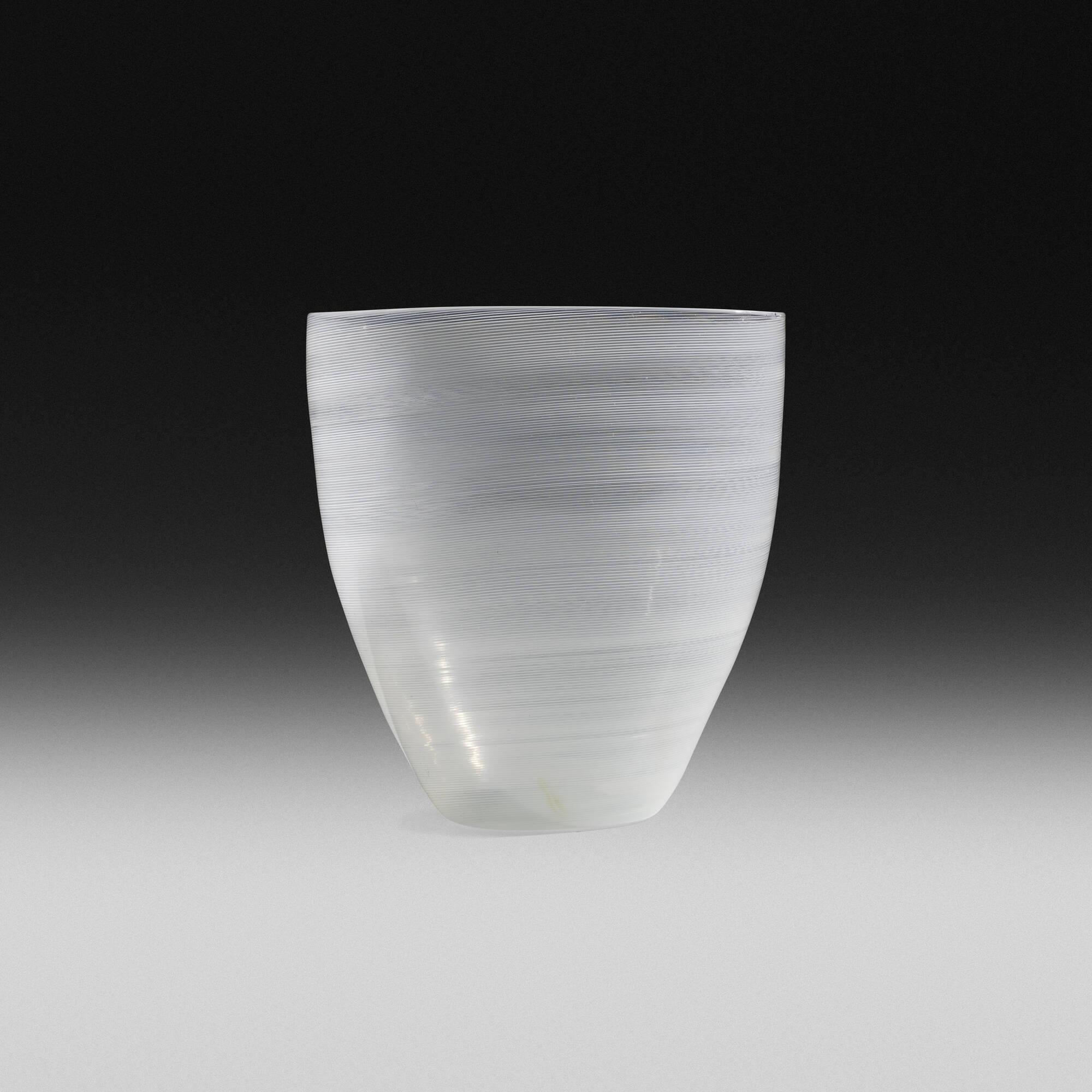 123 carlo scarpa mezza filigrana vase model 3545 important 123 carlo scarpa mezza filigrana vase model 3545 1 of 3 floridaeventfo Image collections