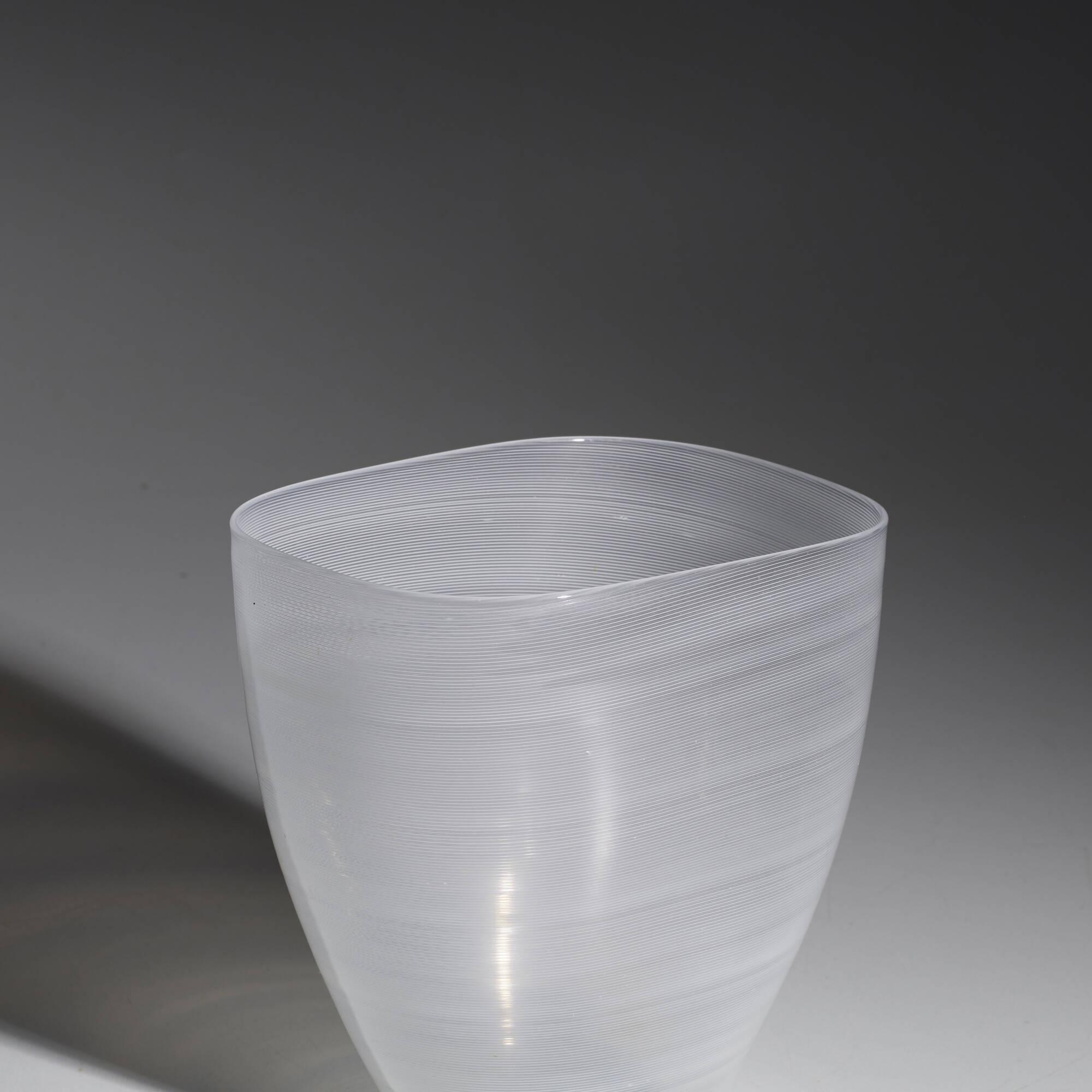 123 carlo scarpa mezza filigrana vase model 3545 important 123 carlo scarpa mezza filigrana vase model 3545 2 of 3 floridaeventfo Image collections