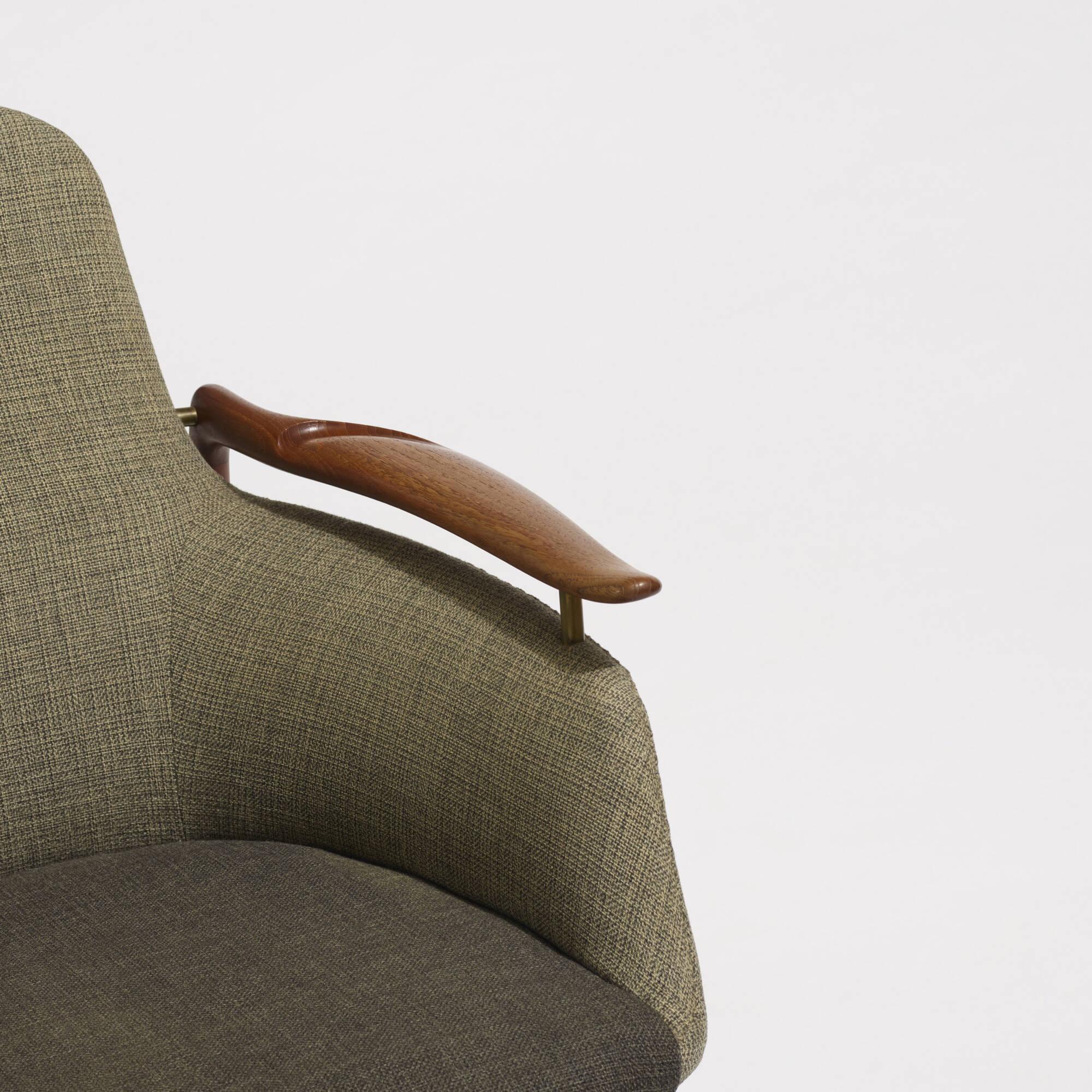 Perfect ... 123: Finn Juhl / Lounge Chairs Model NV 53, Pair (4 Of