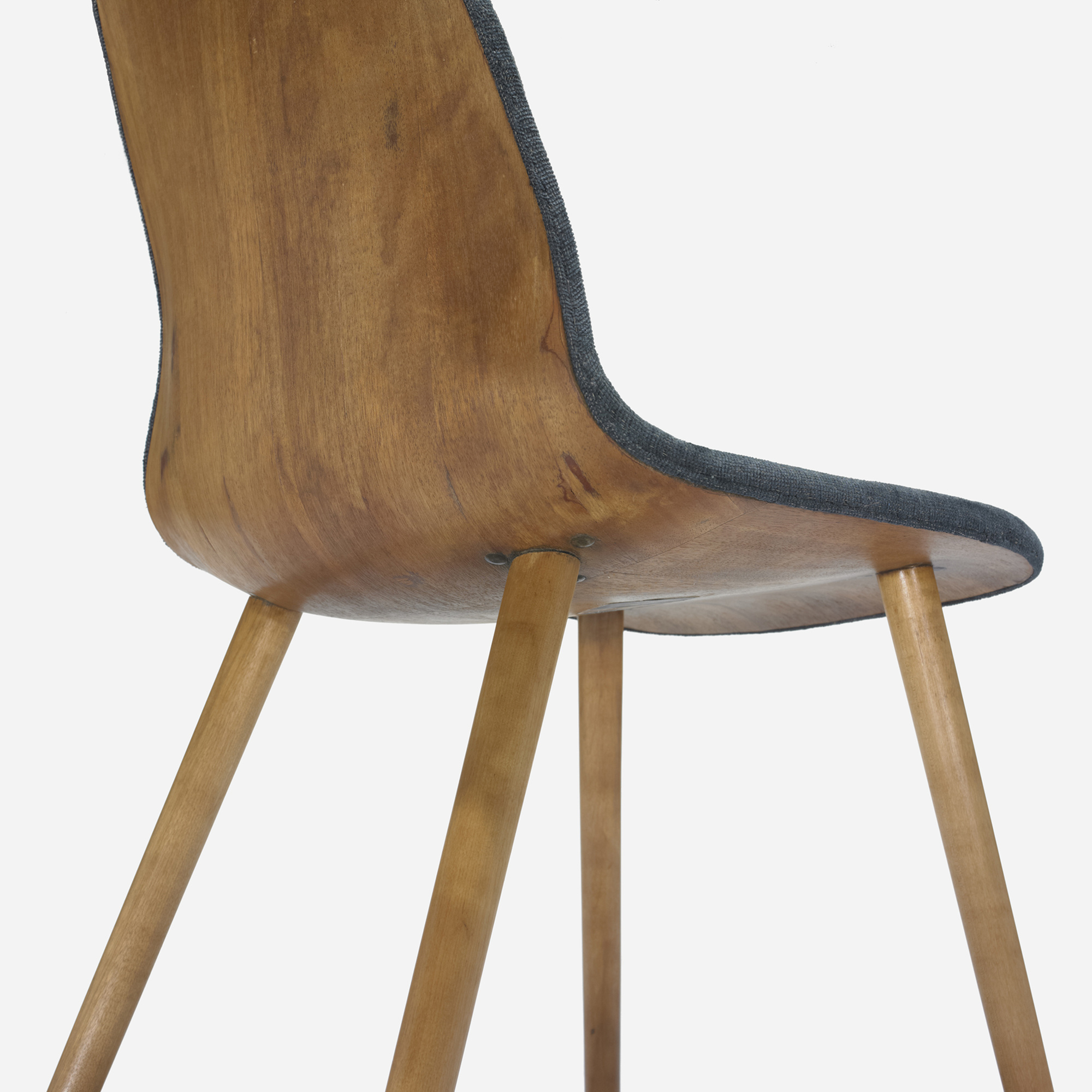 123: Charles Eames and Eero Saarinen / chair from the Museum of ...
