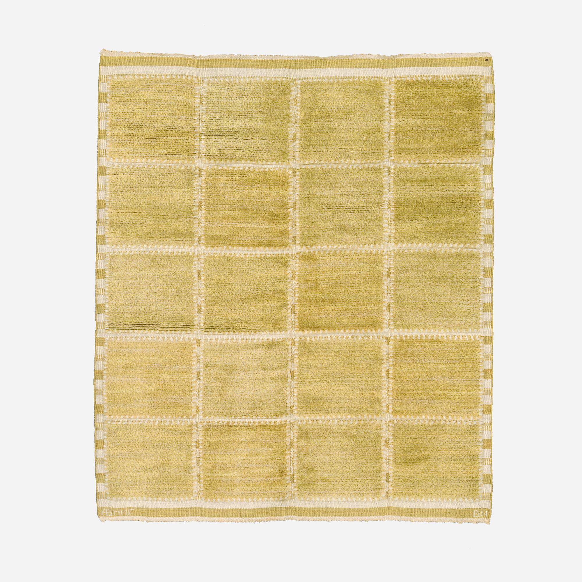 124: Barbro Nilsson / Gyllenrutan half-pile carpet (1 of 1)