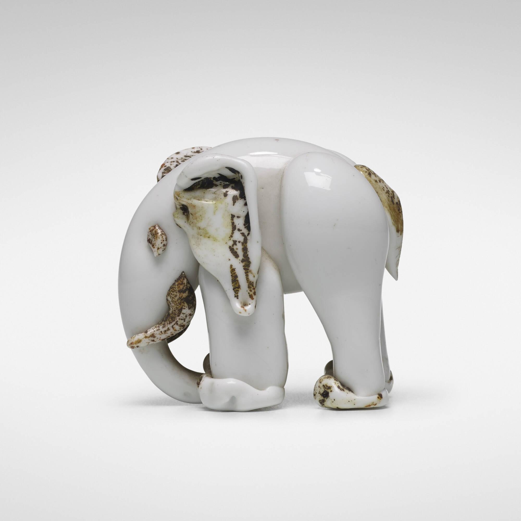 124: Ercole Barovier / Elefante (2 of 2)