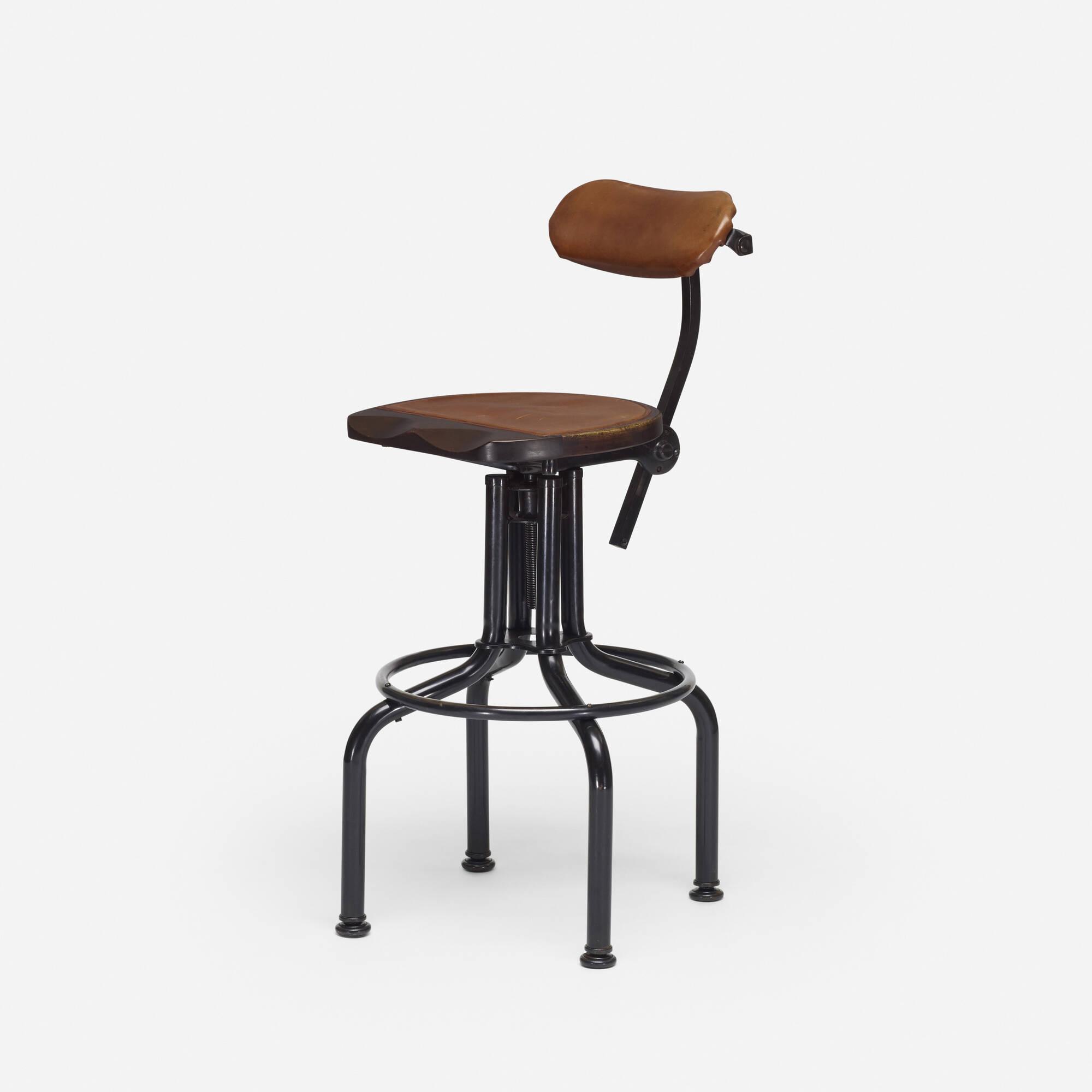 125: American / swivel stool (1 of 1)