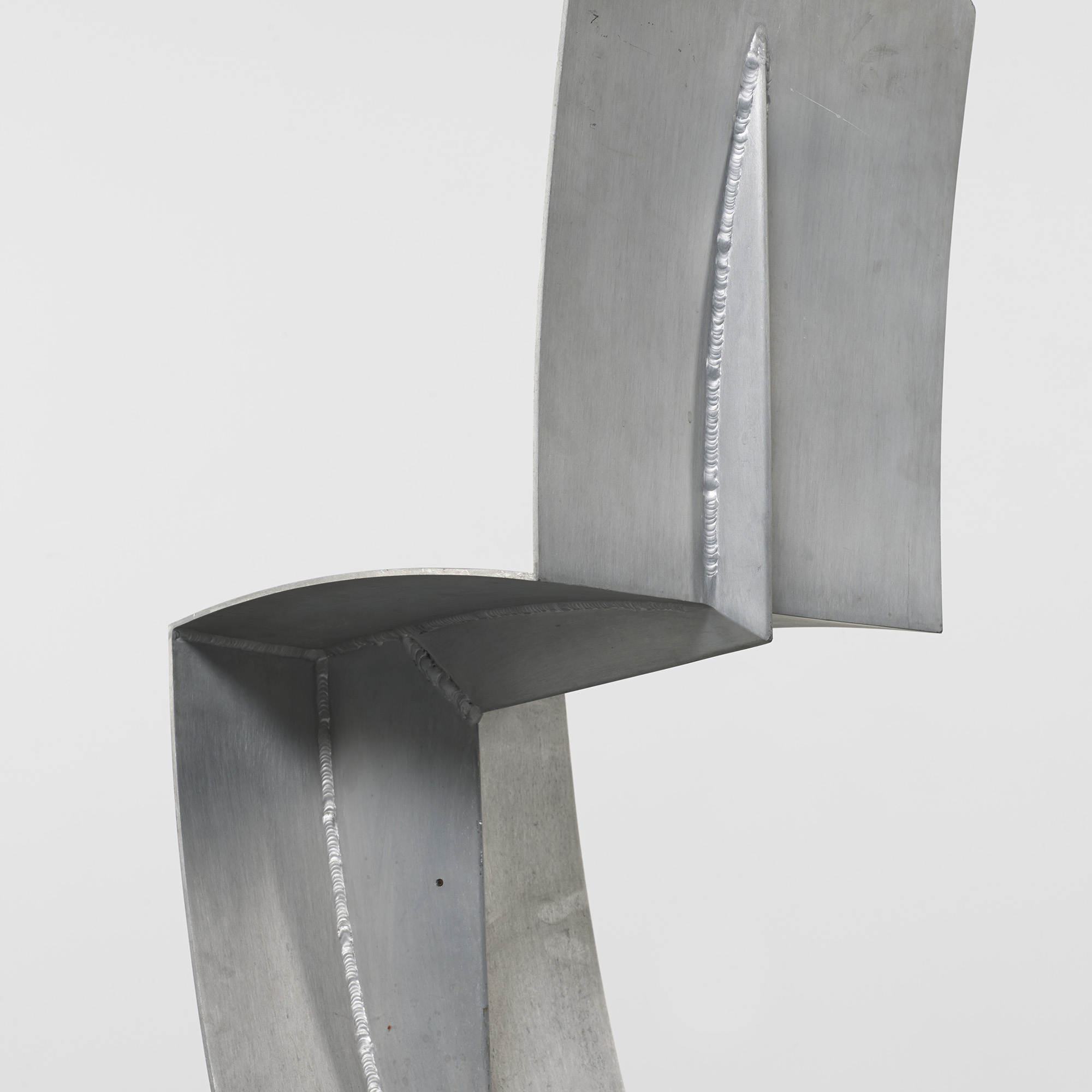125 philippe starck cantilever chair for parc de la for Chaise de philippe starck