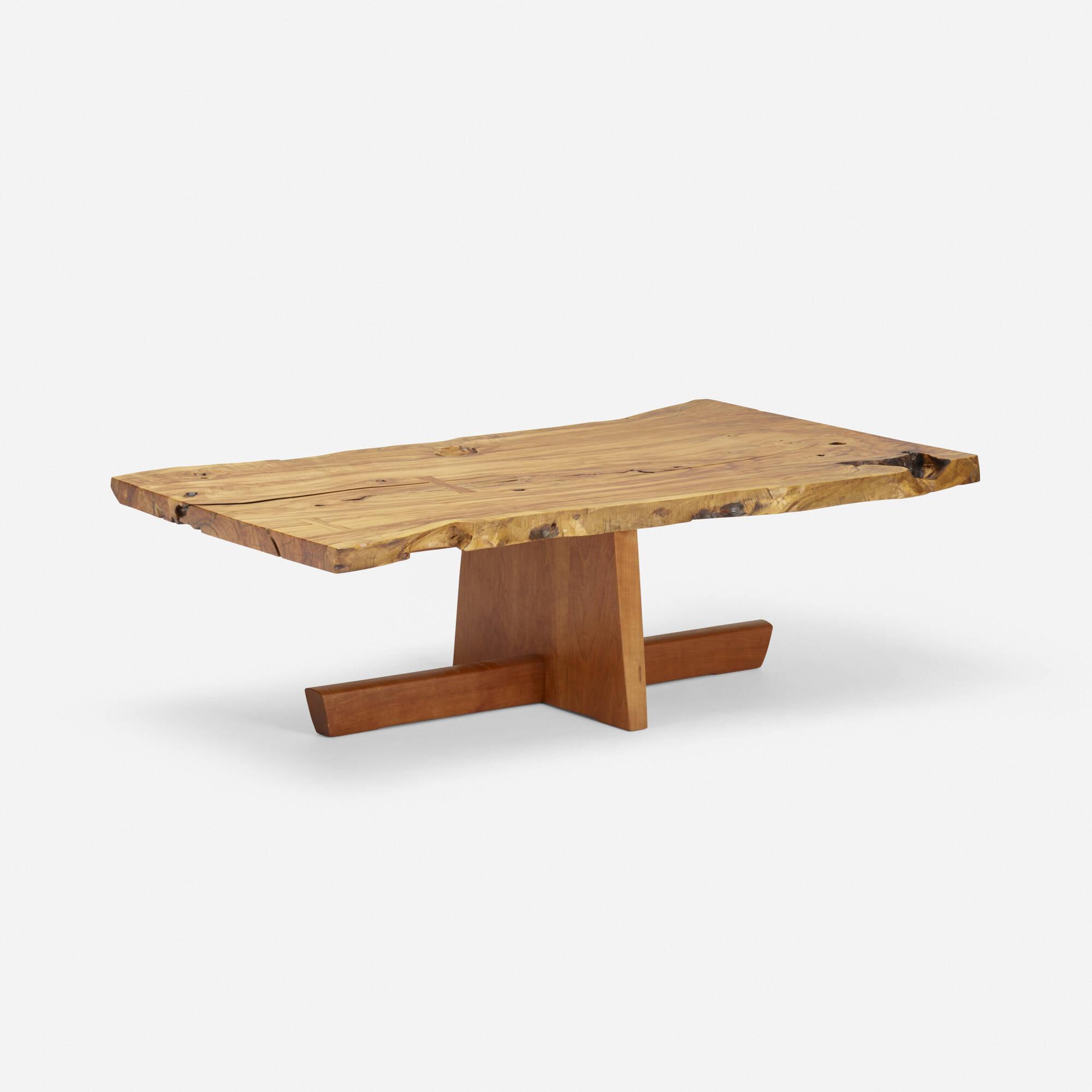 126: Mira Nakashima / Minguren I coffee table (1 of 4)
