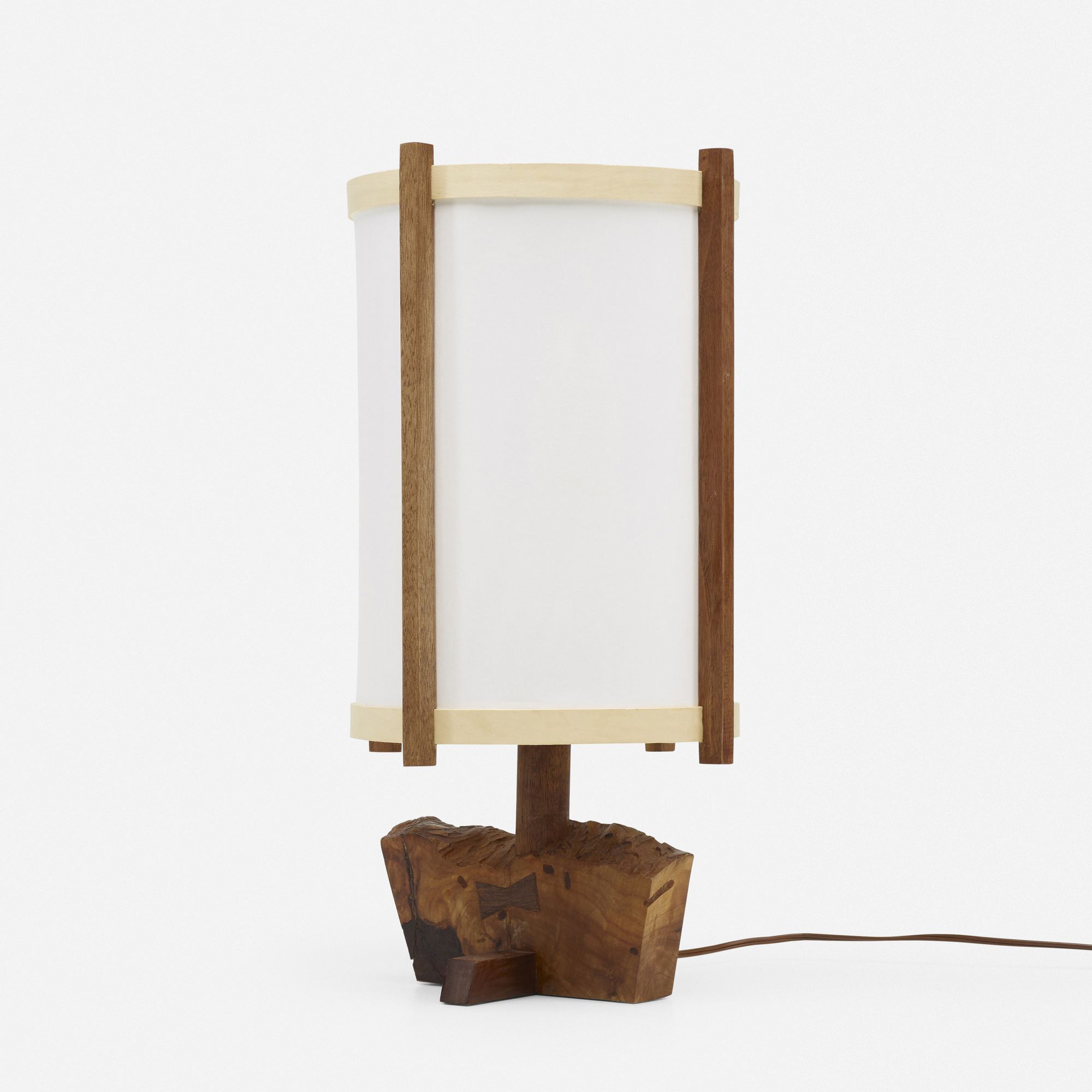 126: American Craft / table lamp (1 of 2)