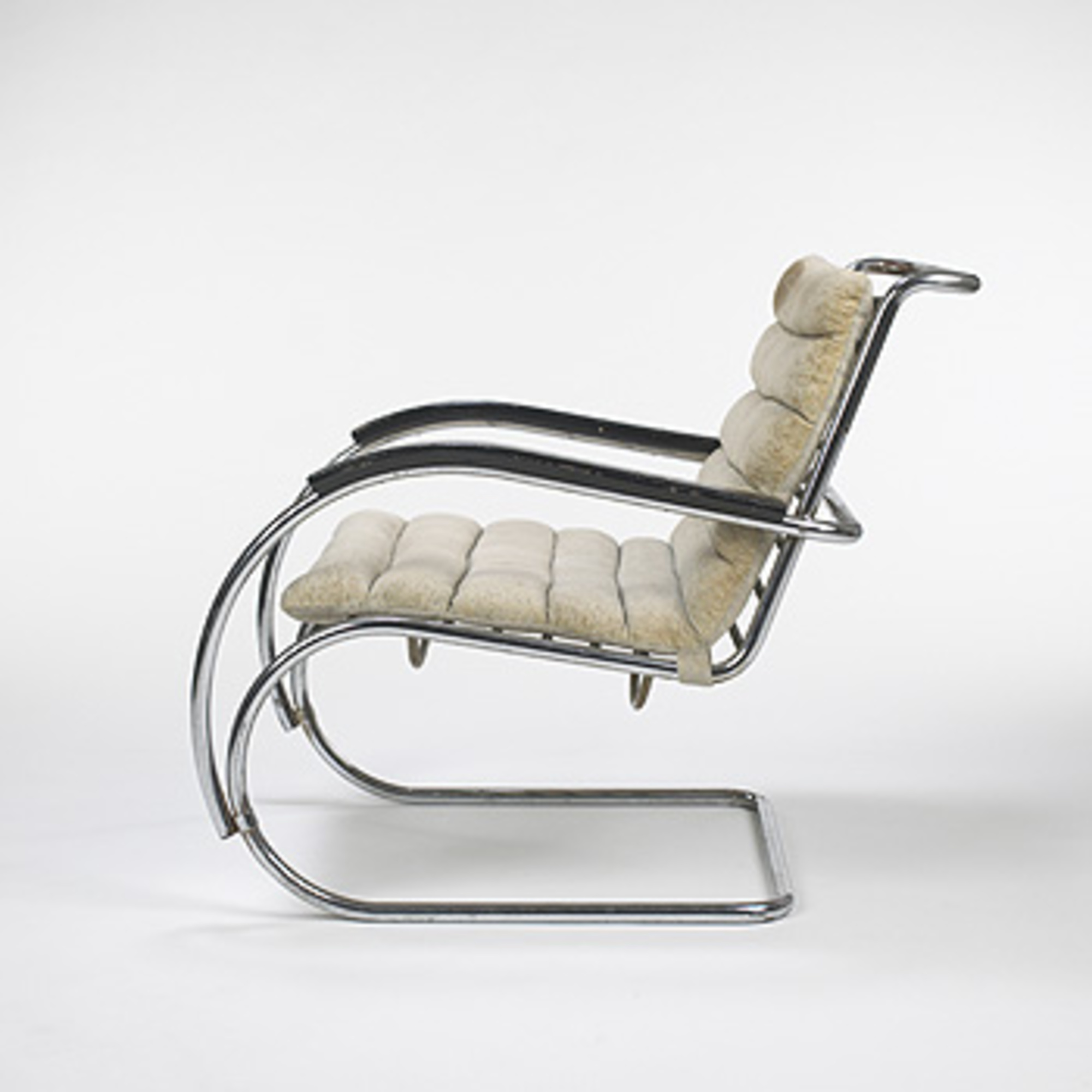 127 Ludwig Mies Van Der Rohe Mr 40 Lounge Chair Important 20th
