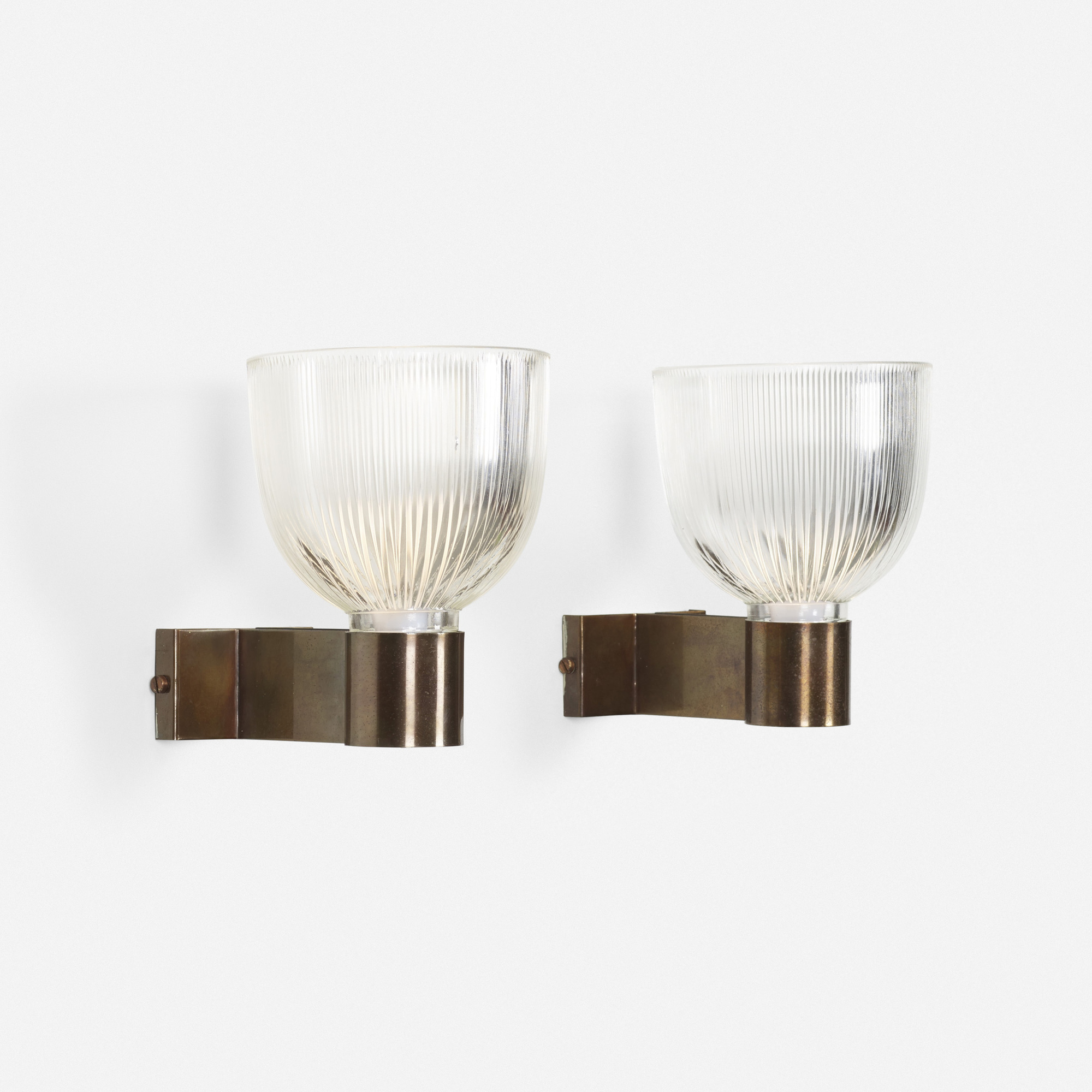 127: Italian / sconces, pair (1 of 1)