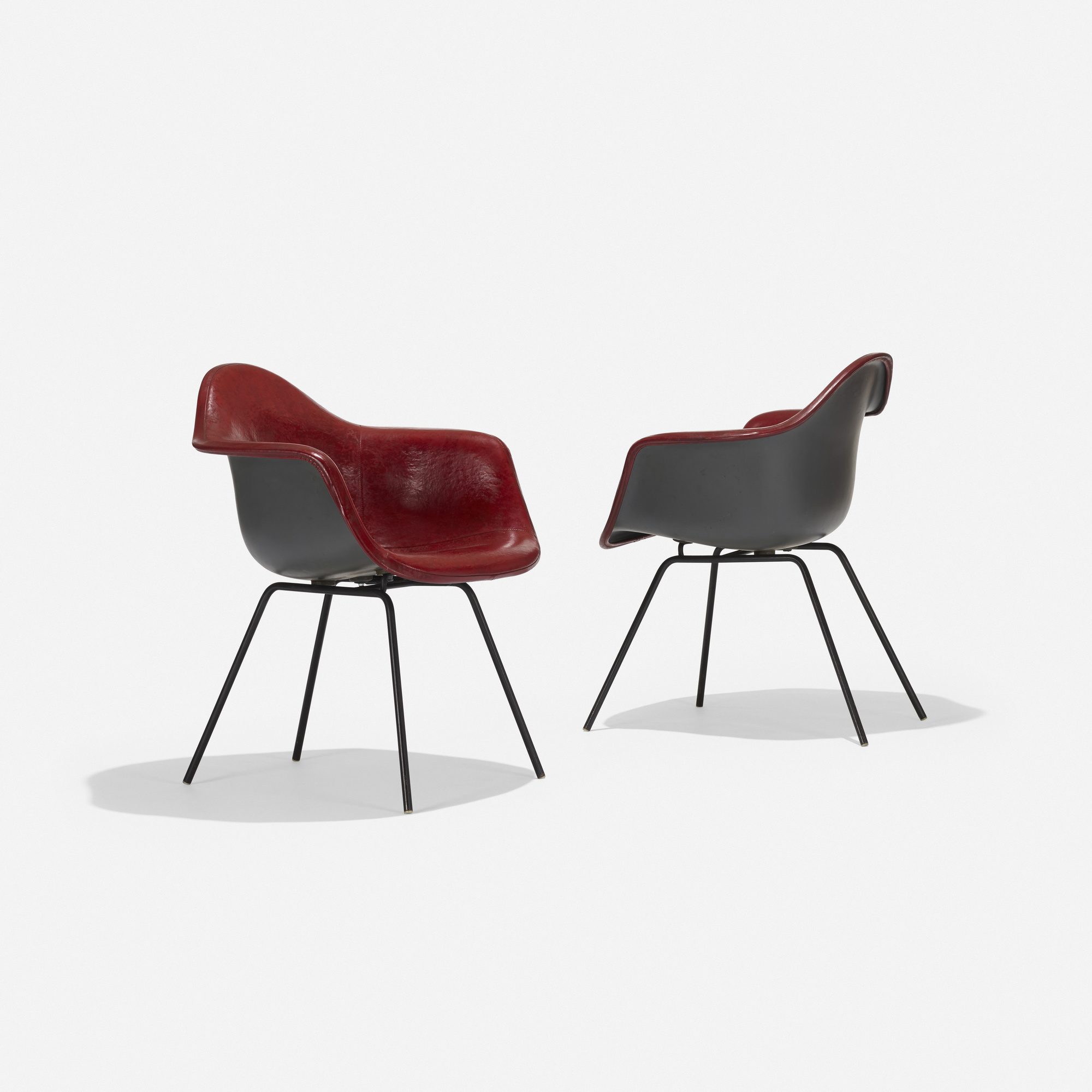 127: Charles and Ray Eames / DAX-1, pair (1 of 3)