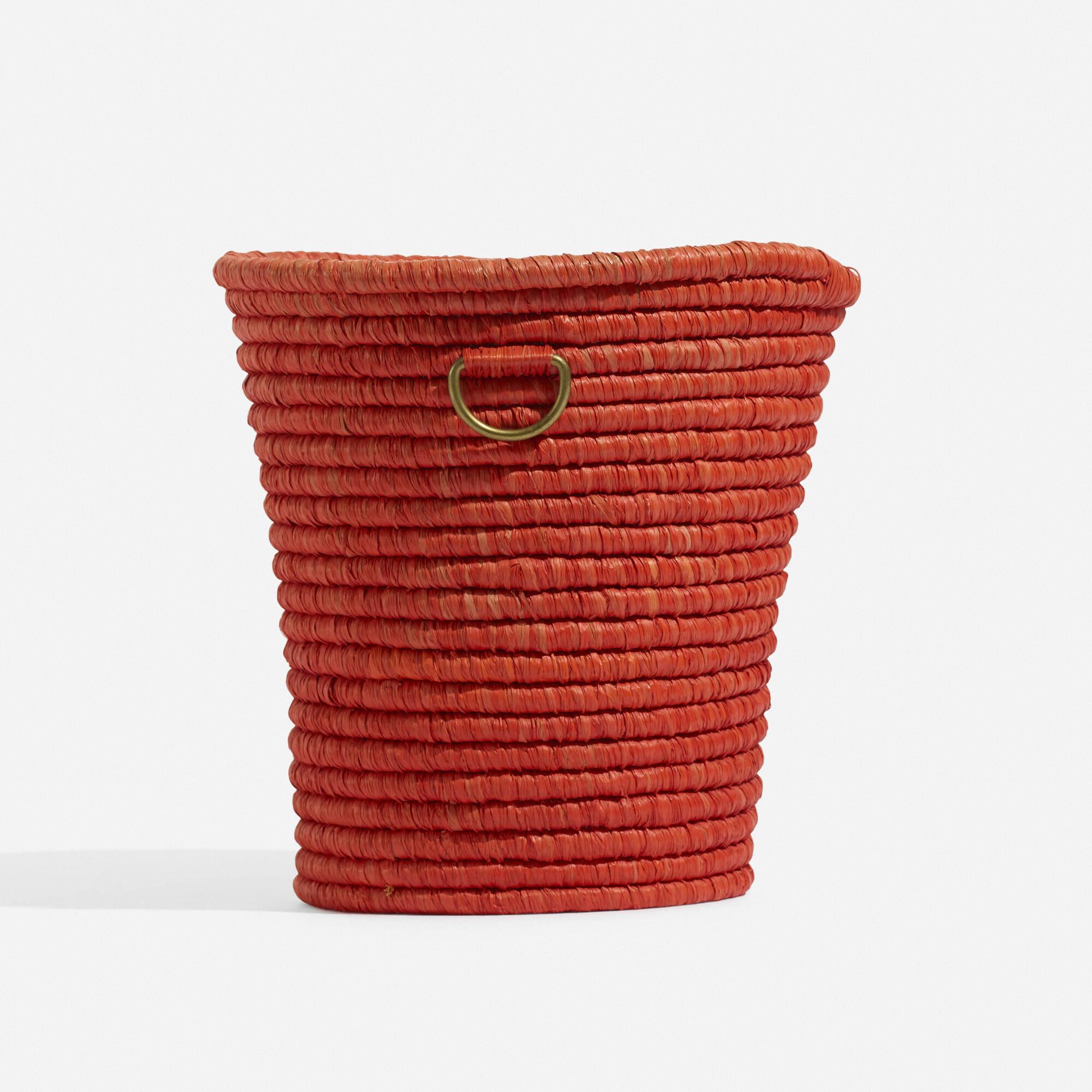 127: Carl Auböck II / wastepaper basket (1 of 2)