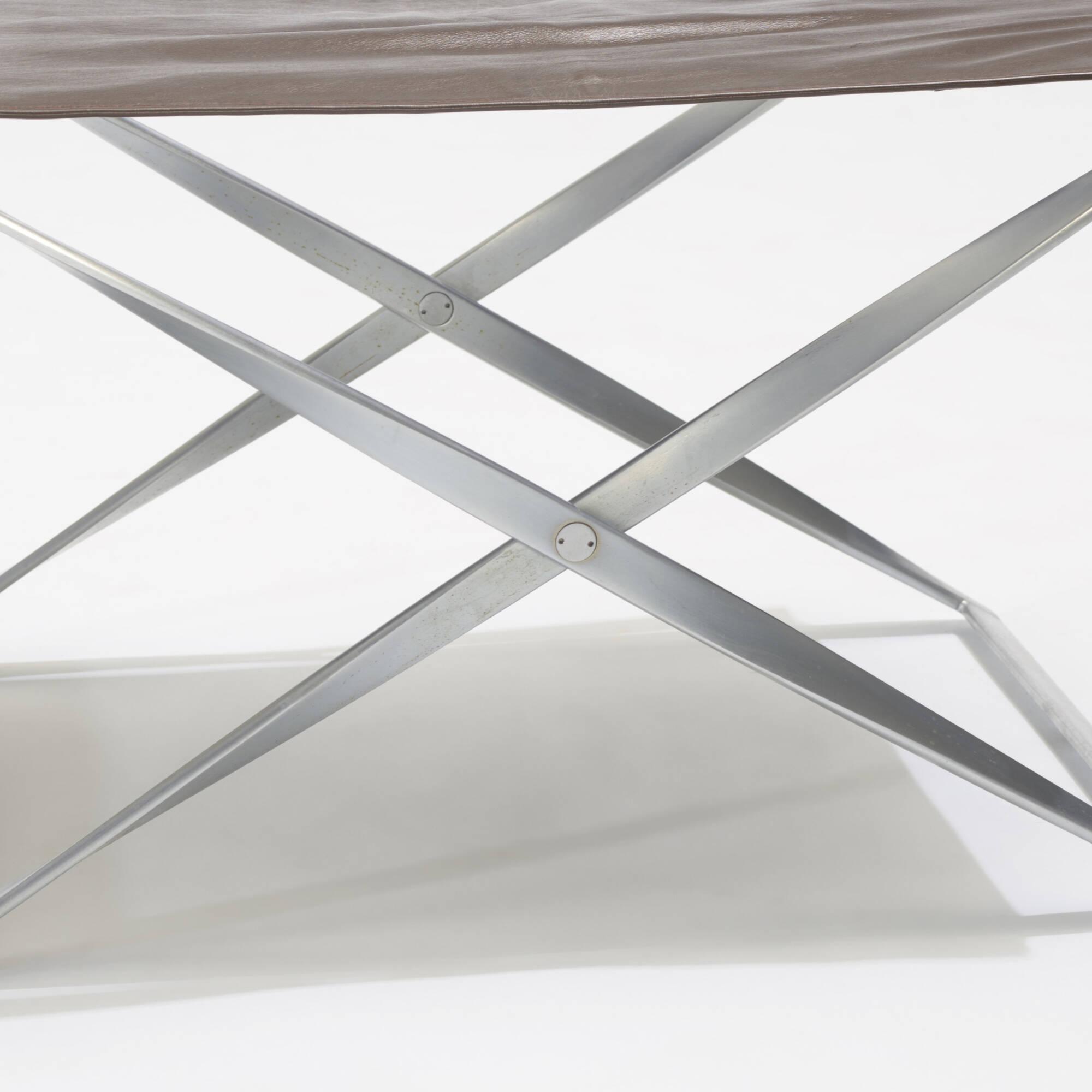 127: Poul Kjaerholm / PK 91 stool (2 of 2)