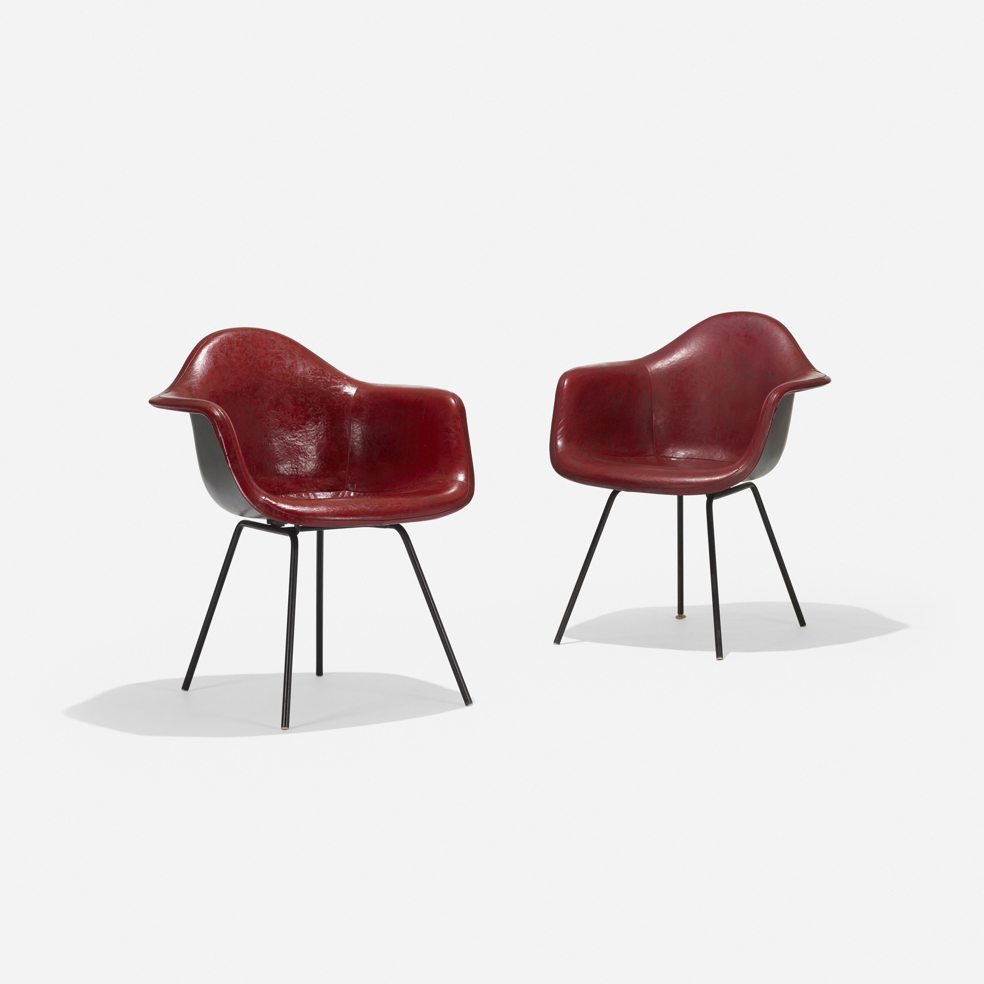 127: Charles and Ray Eames / DAX-1, pair (2 of 3)