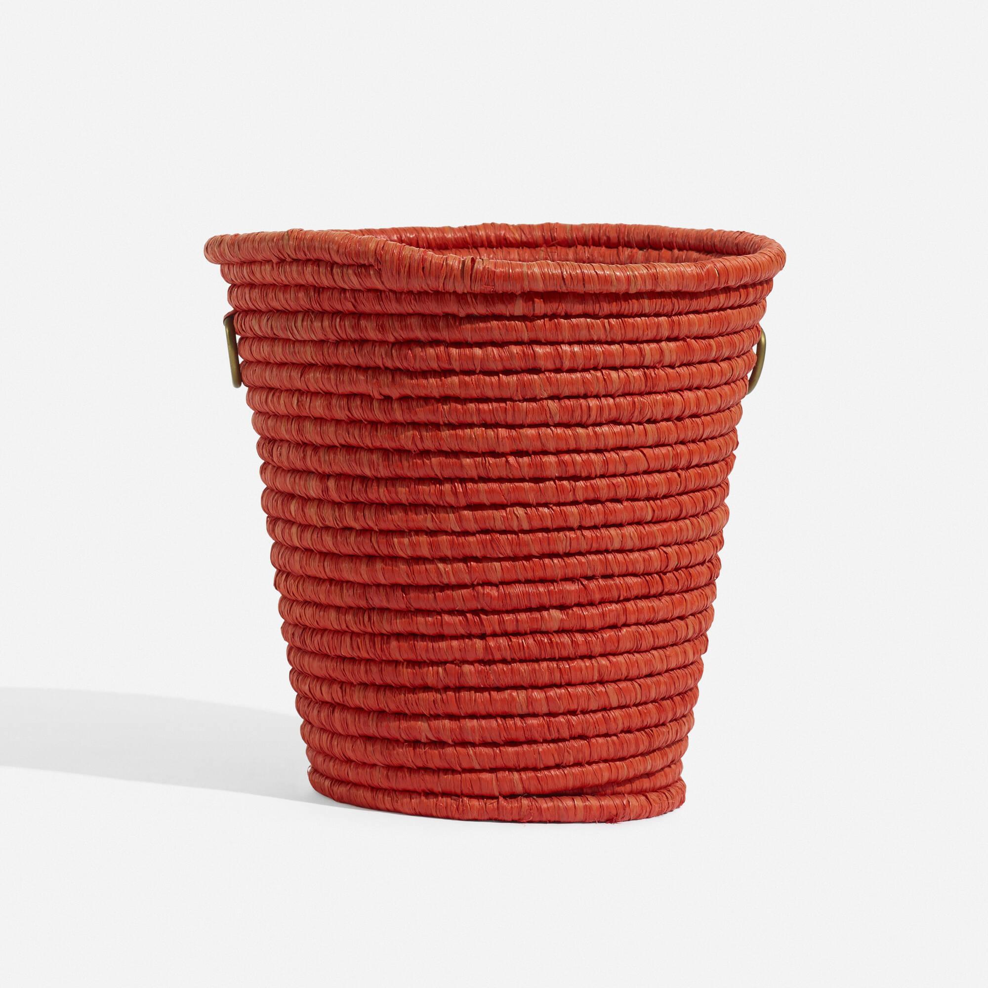 127: Carl Auböck II / wastepaper basket (2 of 2)