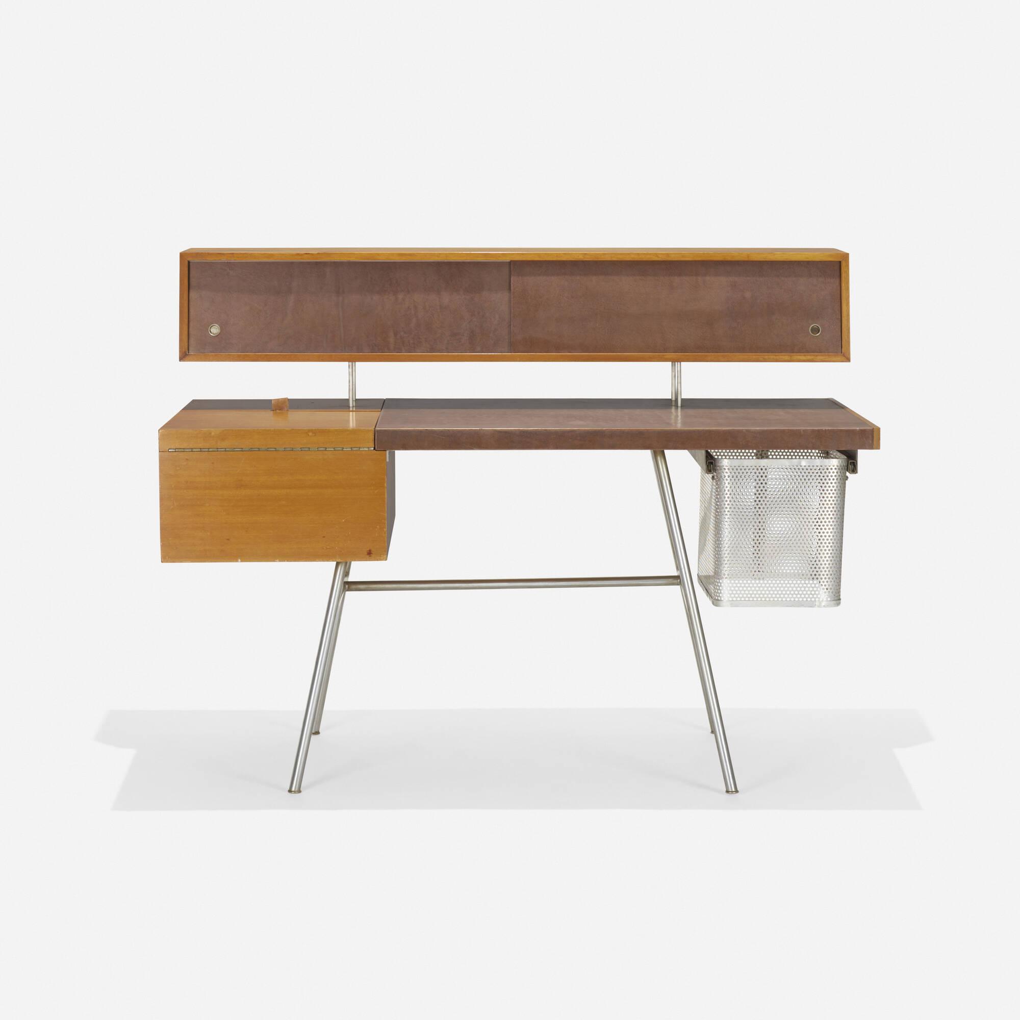desk home office 2017. 128: George Nelson \u0026 Associates / Home Office Desk, Model 4658 (1 Of Desk 2017 I