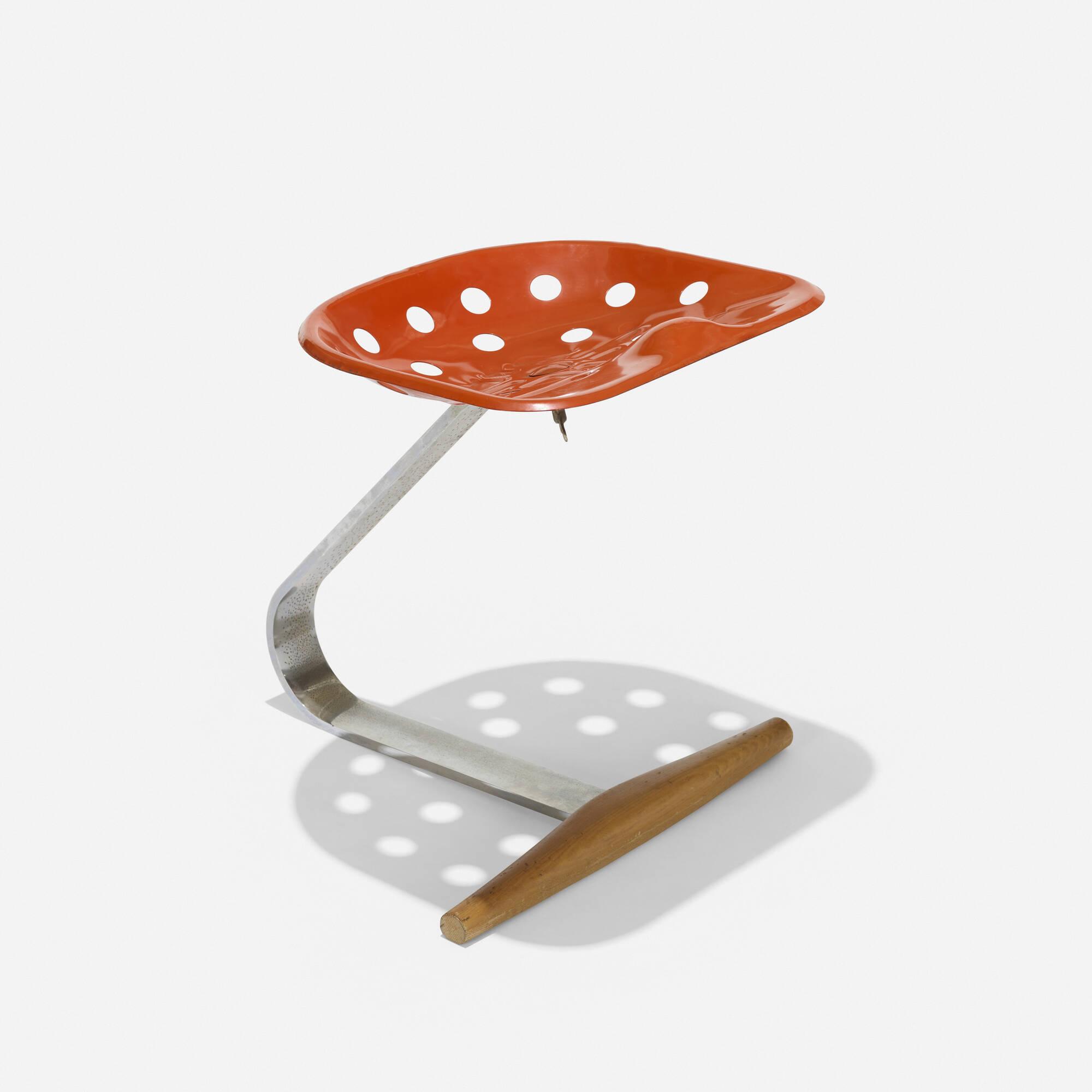 128: Achille and Pier Giacomo Castiglioni / Mezzadro stool (1 of 2)