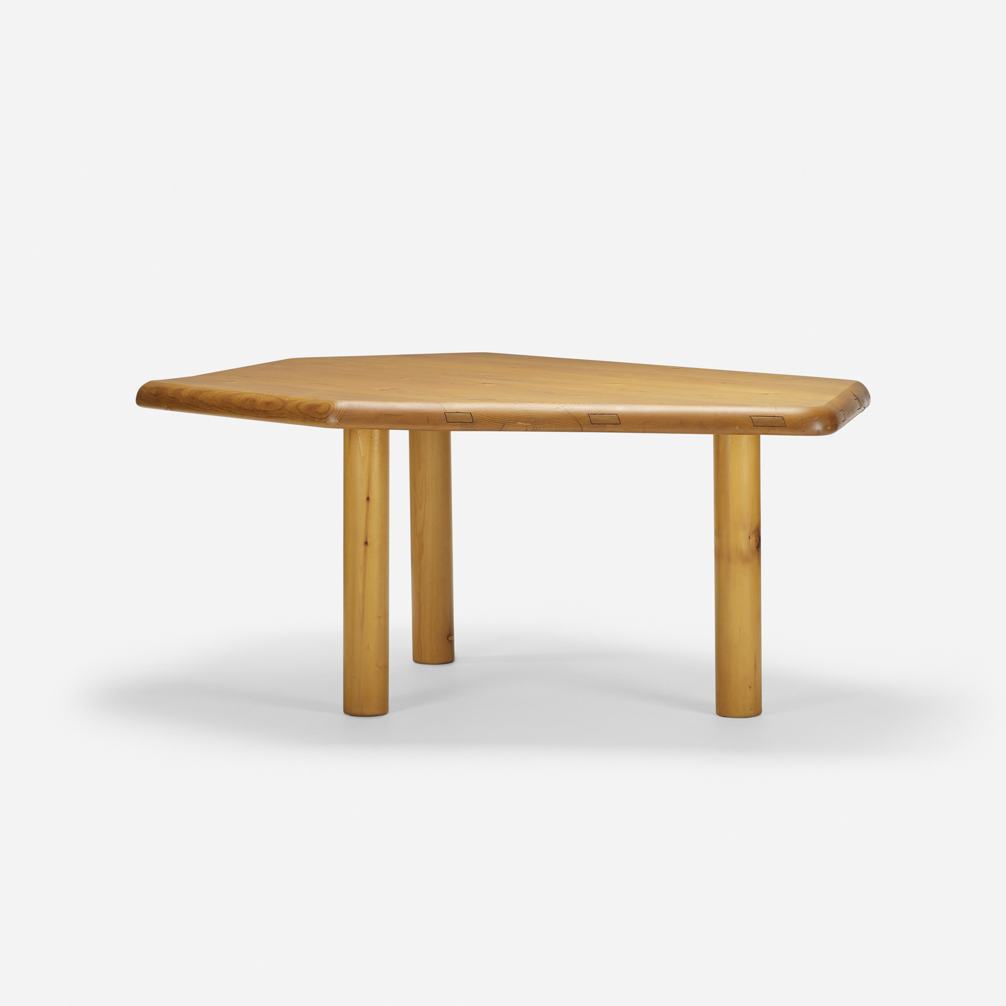128 in the manner of charlotte perriand dining table for Dining table design 2015