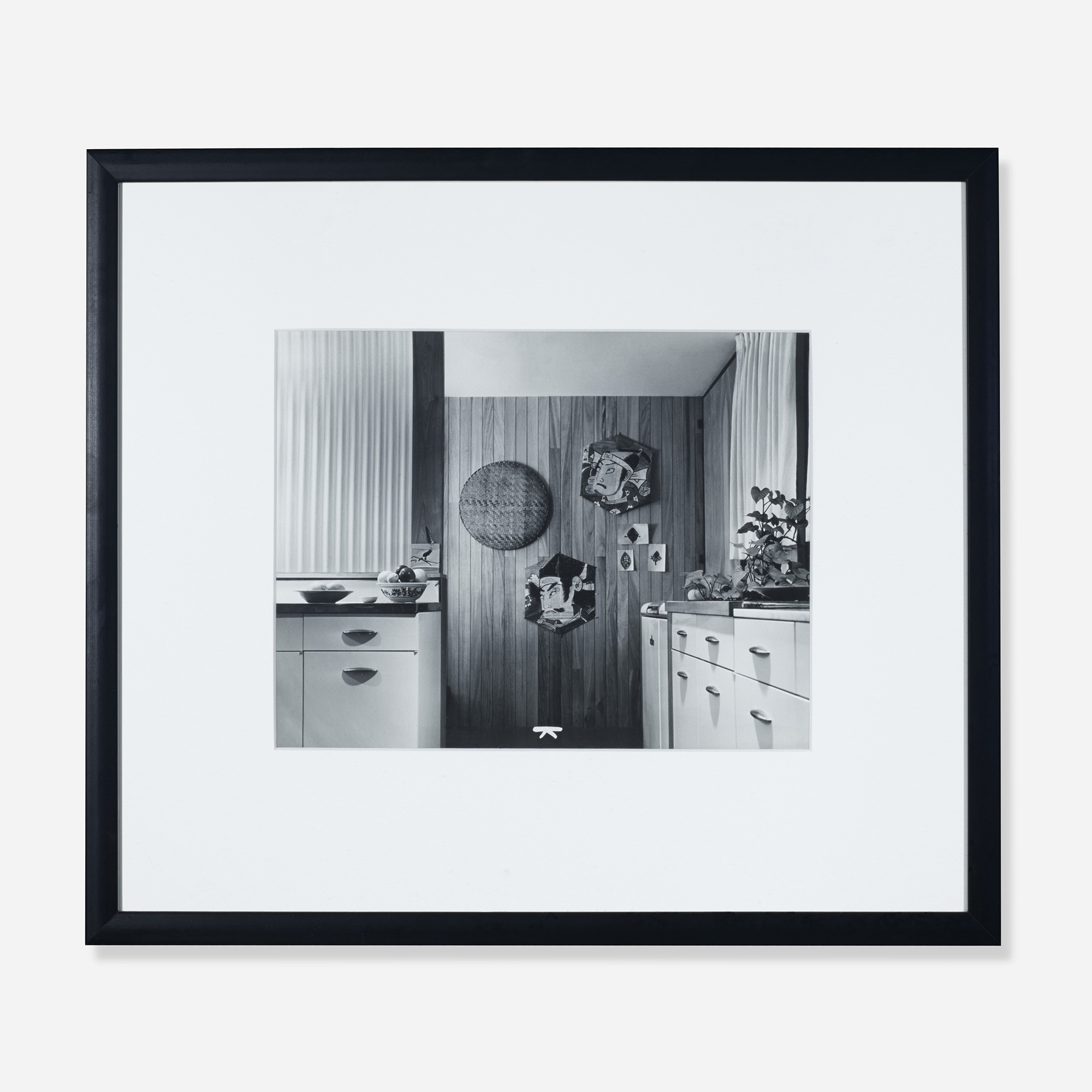 128: Charles and Ray Eames / collection of eight photographs (3 of 9)