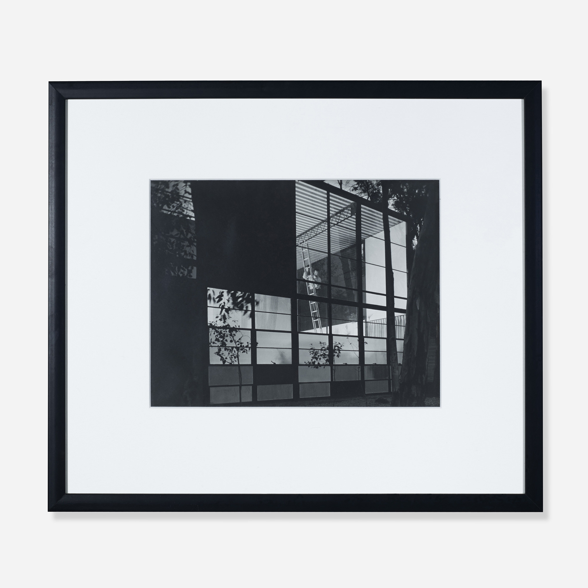 128: Charles and Ray Eames / collection of eight photographs (8 of 9)