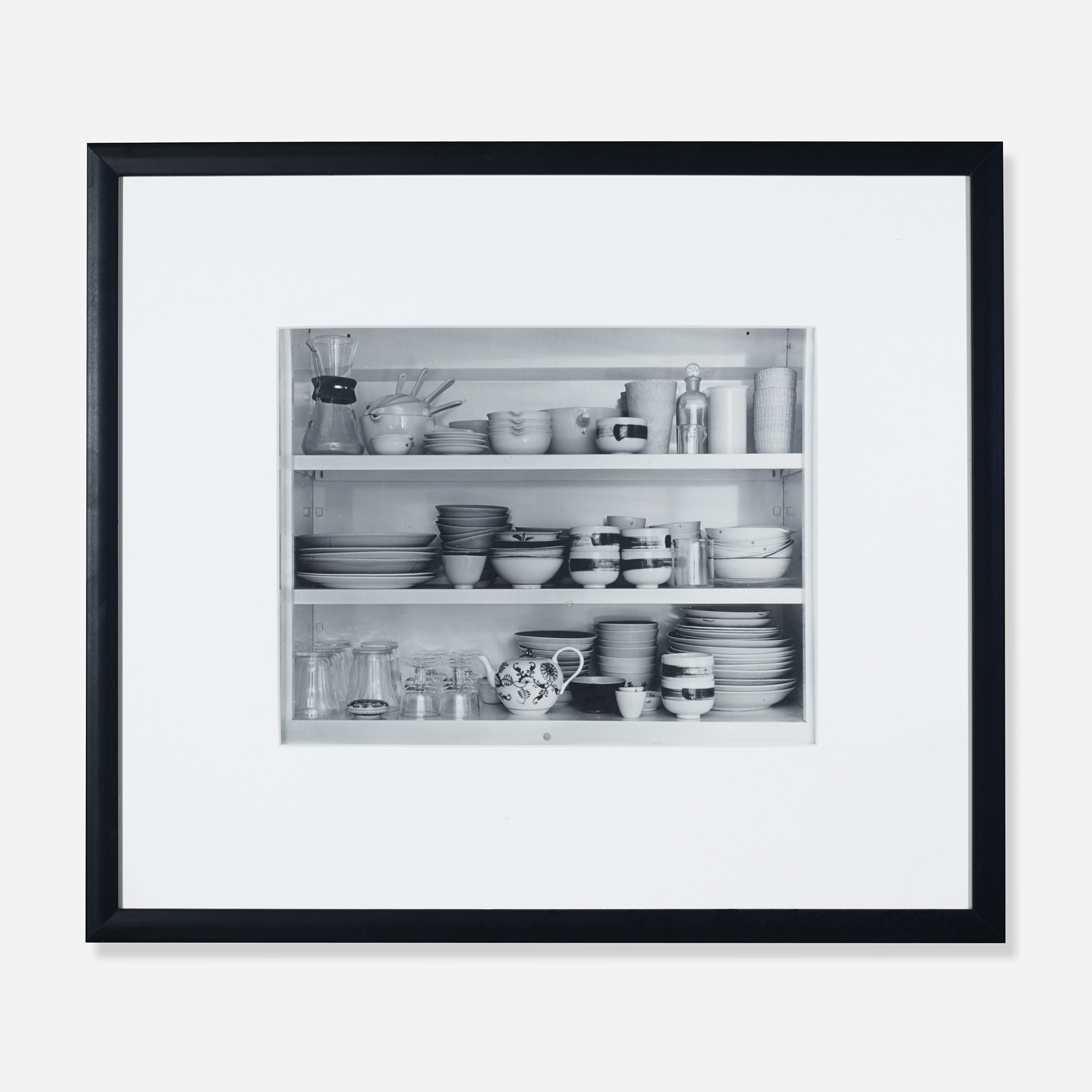 128: Charles and Ray Eames / collection of eight photographs (9 of 9)