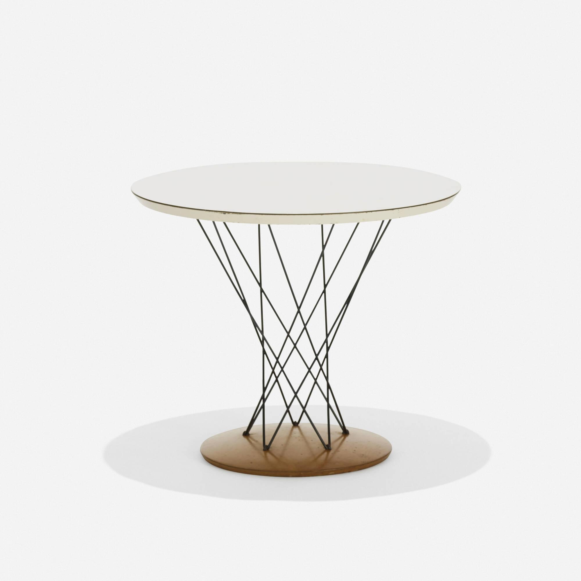 129: Isamu Noguchi / child's table, model 87 (1 of 2)