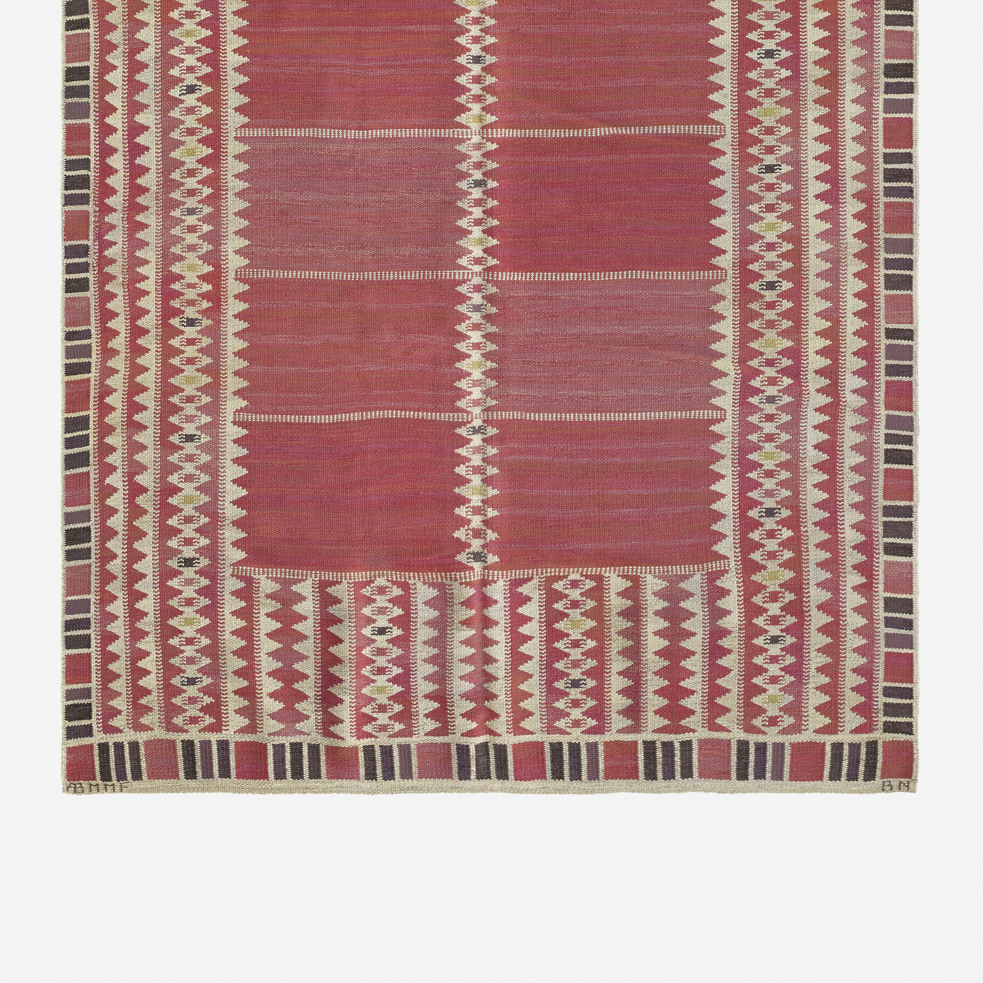 129: Barbro Nilsson / Salerno flatweave carpet (2 of 2)