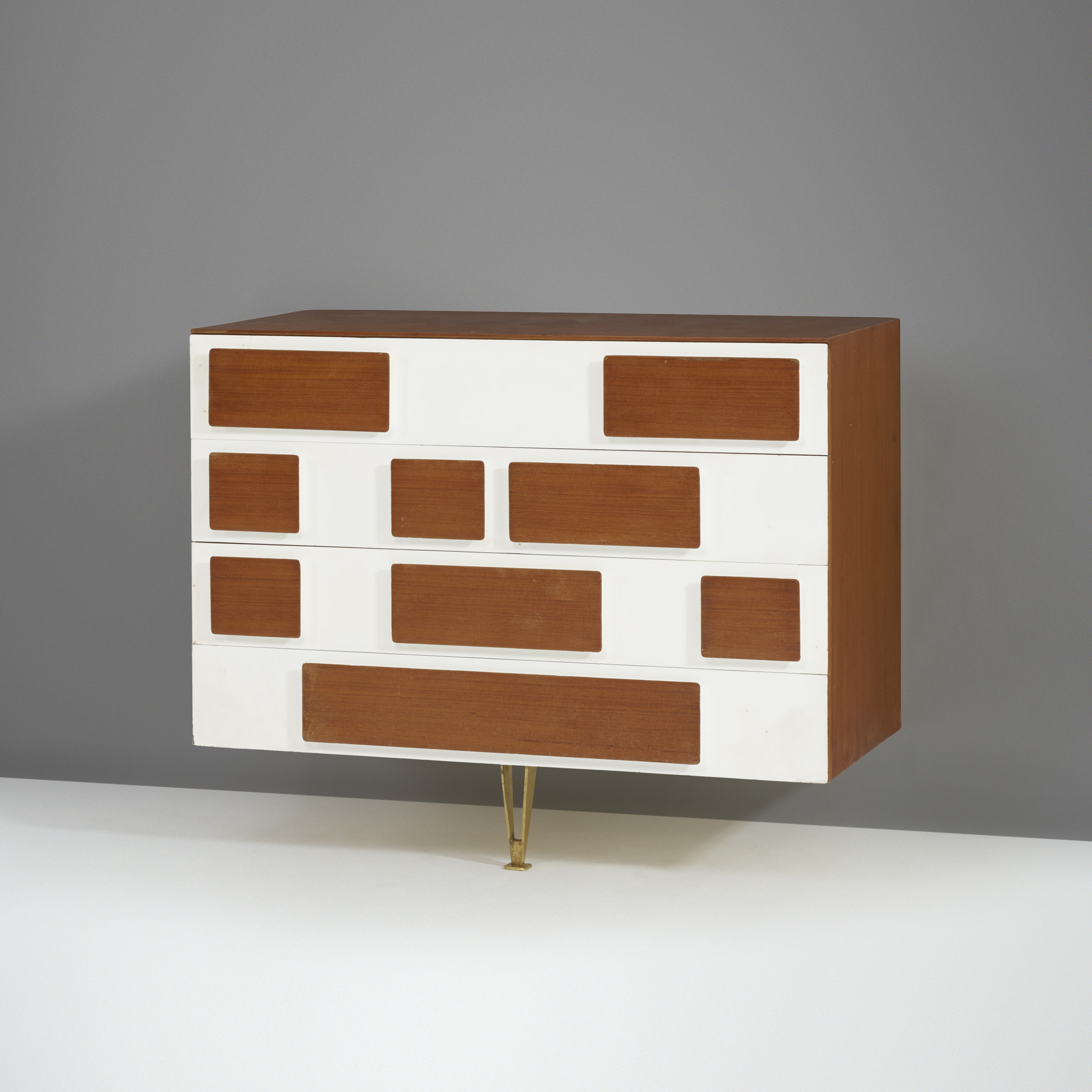 12: Gio Ponti / A Unique cabinet from Villa Arreaza, Caracas (1 of 3)