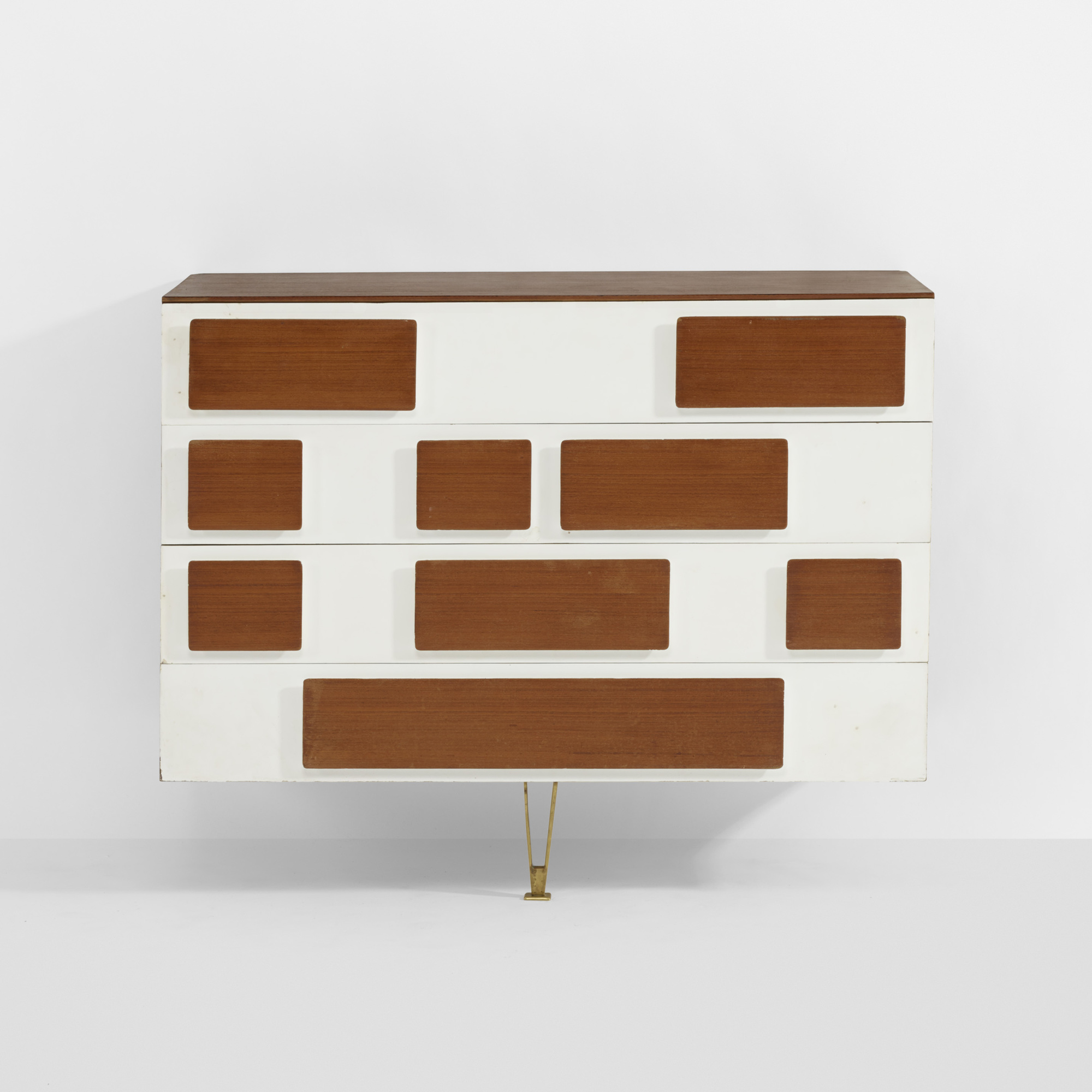 ... 12: Gio Ponti / A Unique cabinet from Villa Arreaza, Caracas (2 of