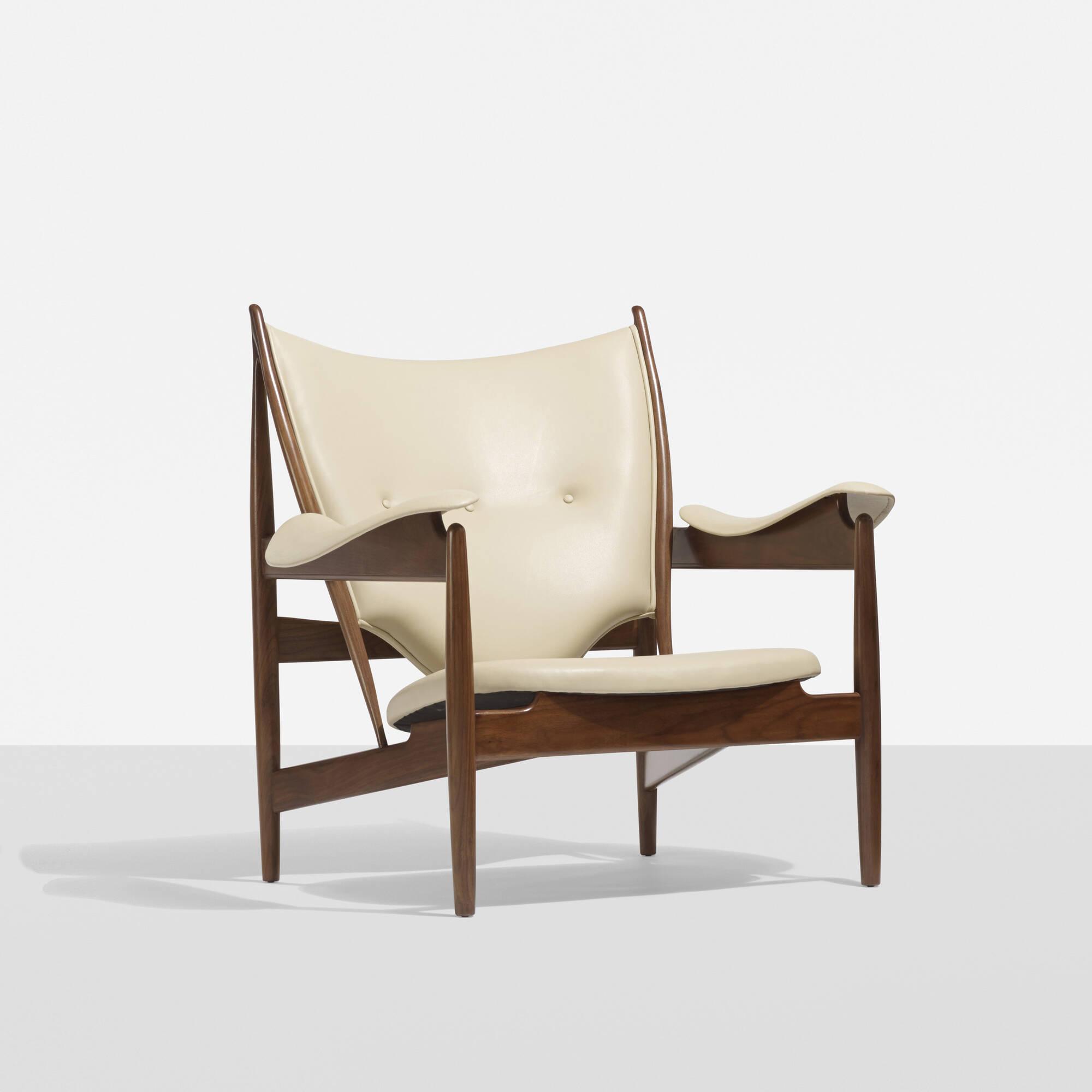 130: Finn Juhl / Chieftain Lounge Chair (1 Of 6)