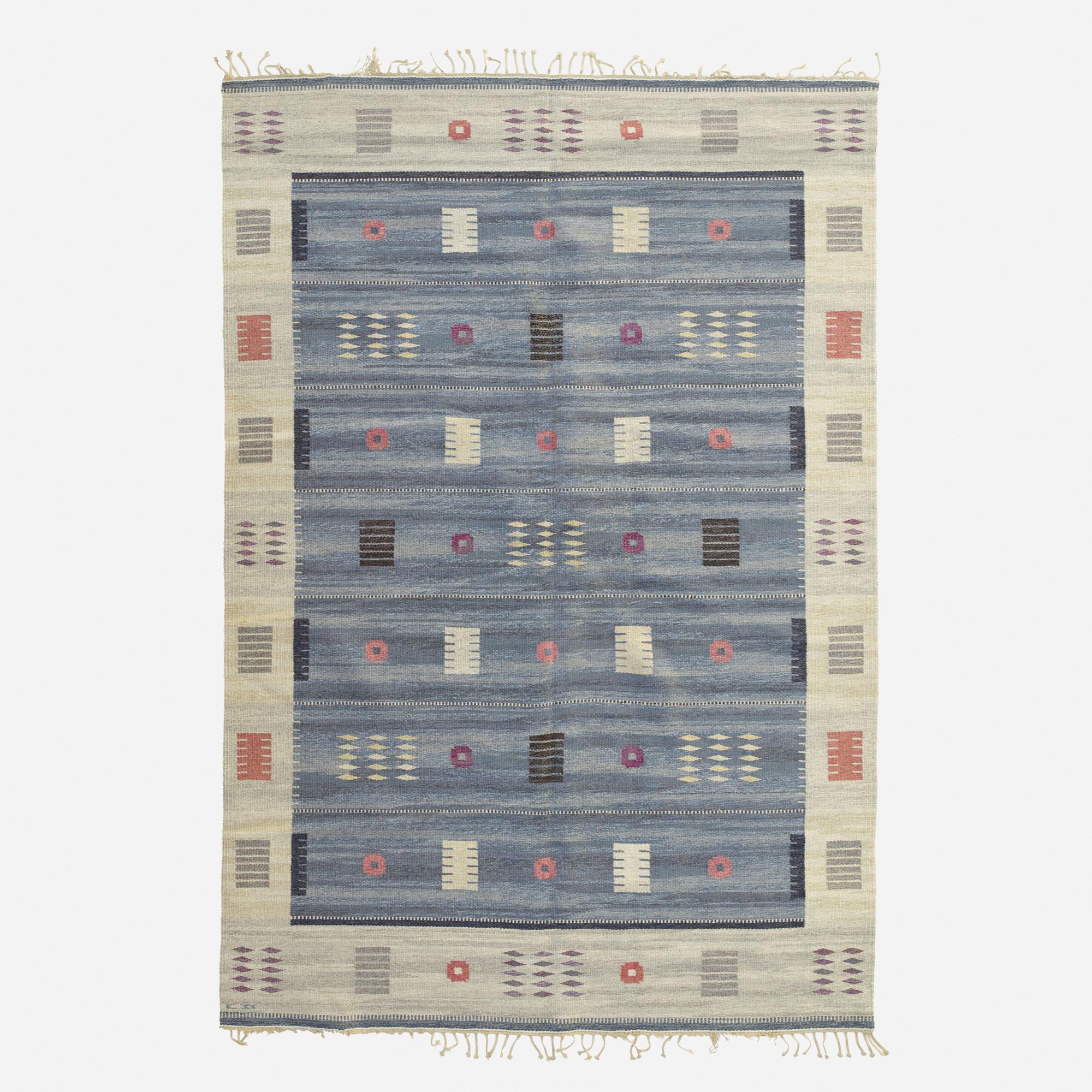 130: Carl Dagel / flatweave carpet (1 of 2)