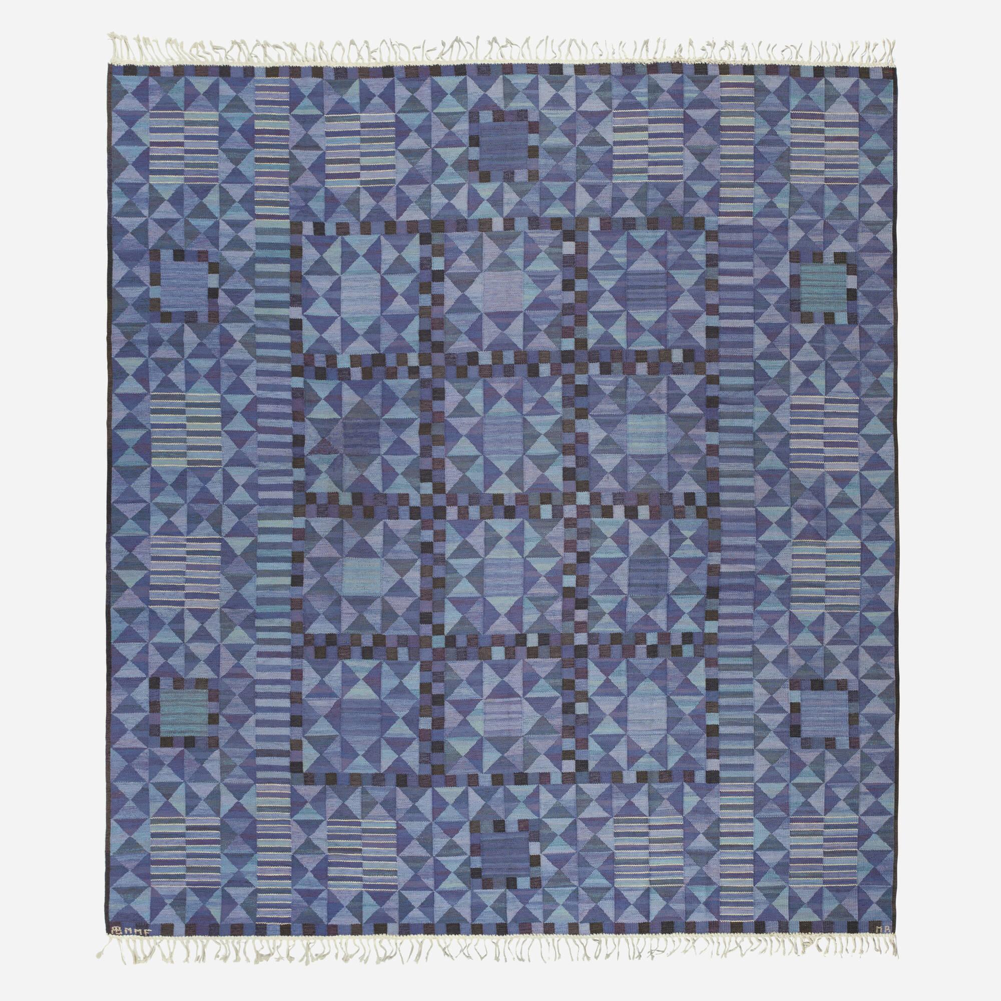 130: Marianne Richter / Rubirosa flatweave carpet (1 of 3)