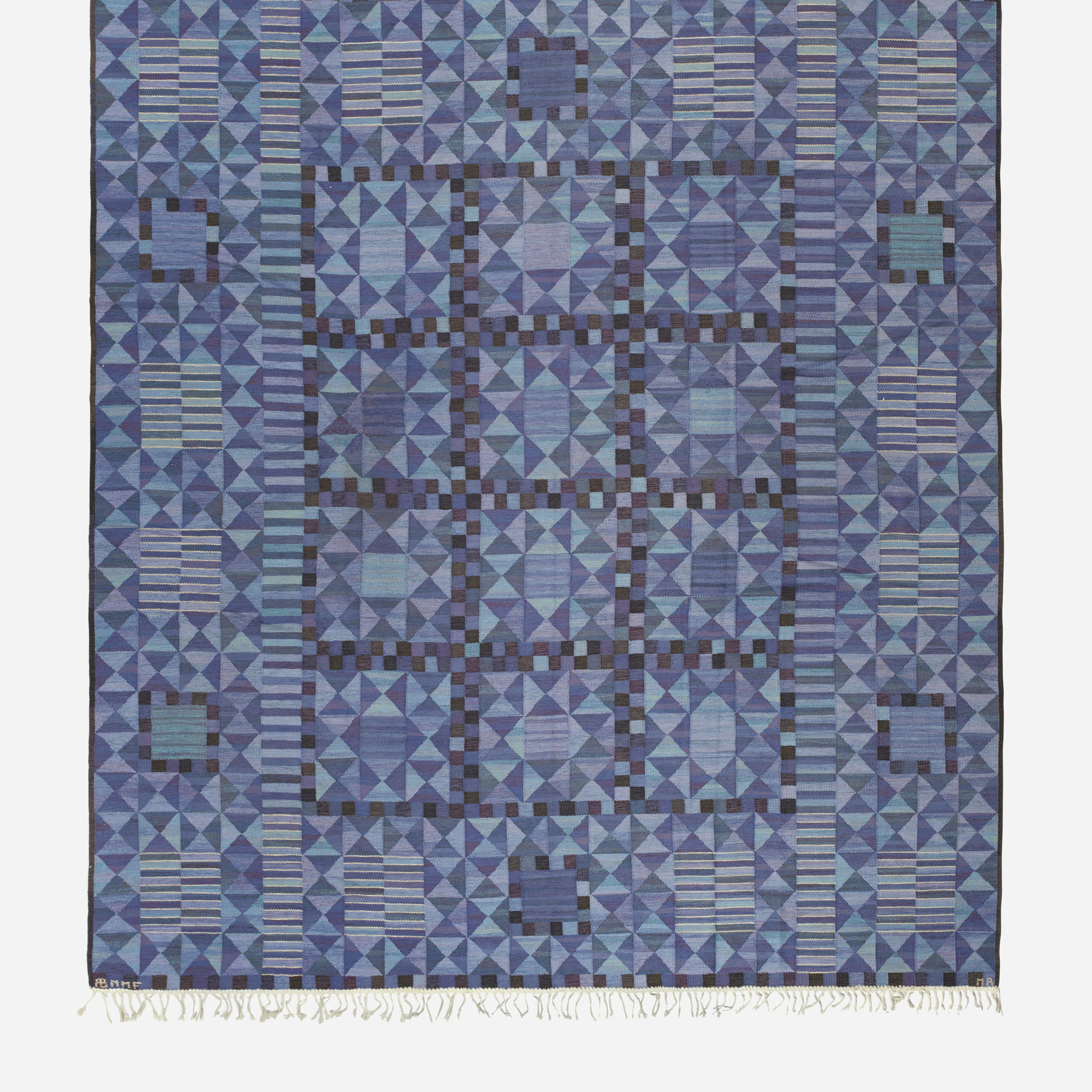 130: Marianne Richter / Rubirosa flatweave carpet (2 of 3)