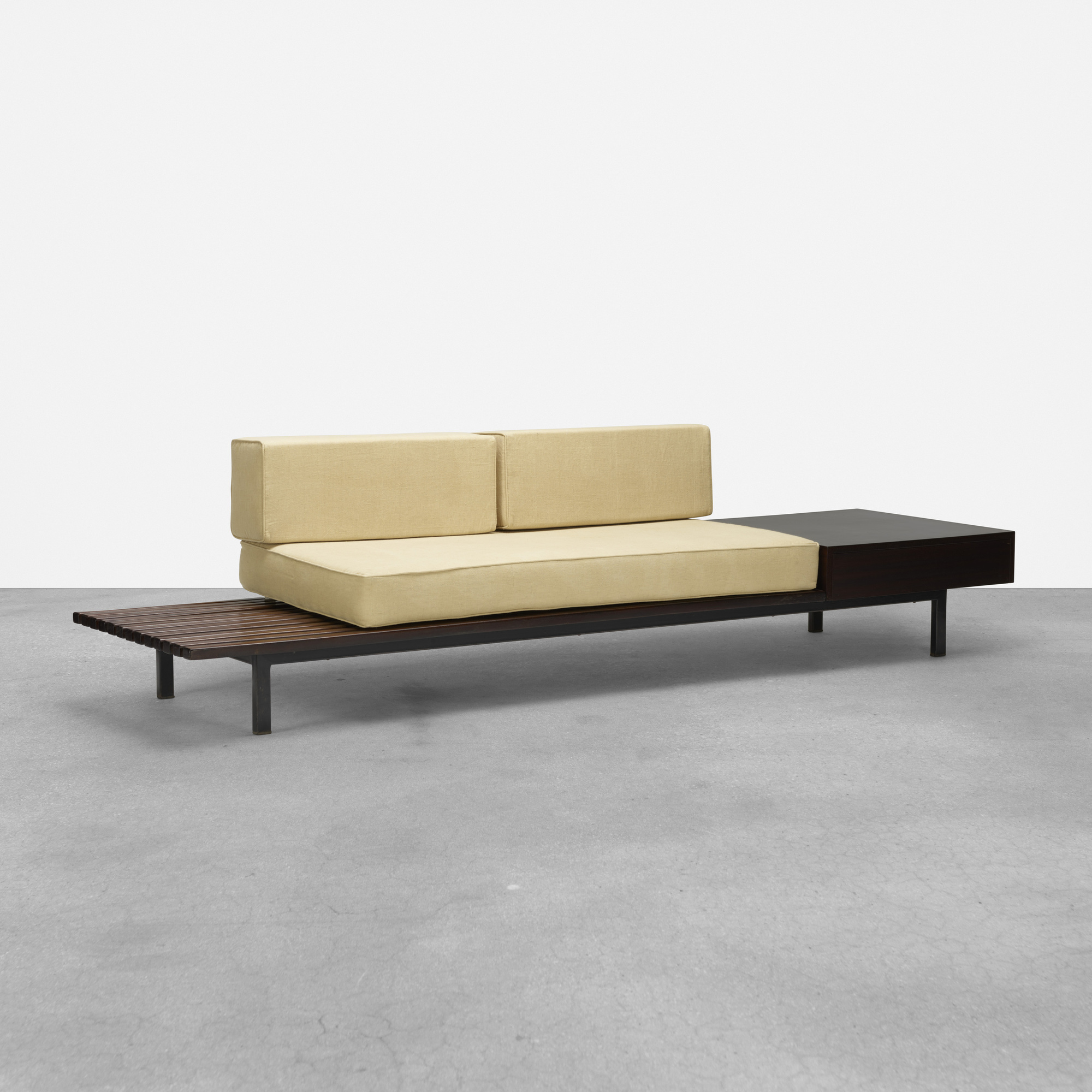 131: Charlotte Perriand / bench from Cité Cansado, Mauritania (1 of 3)