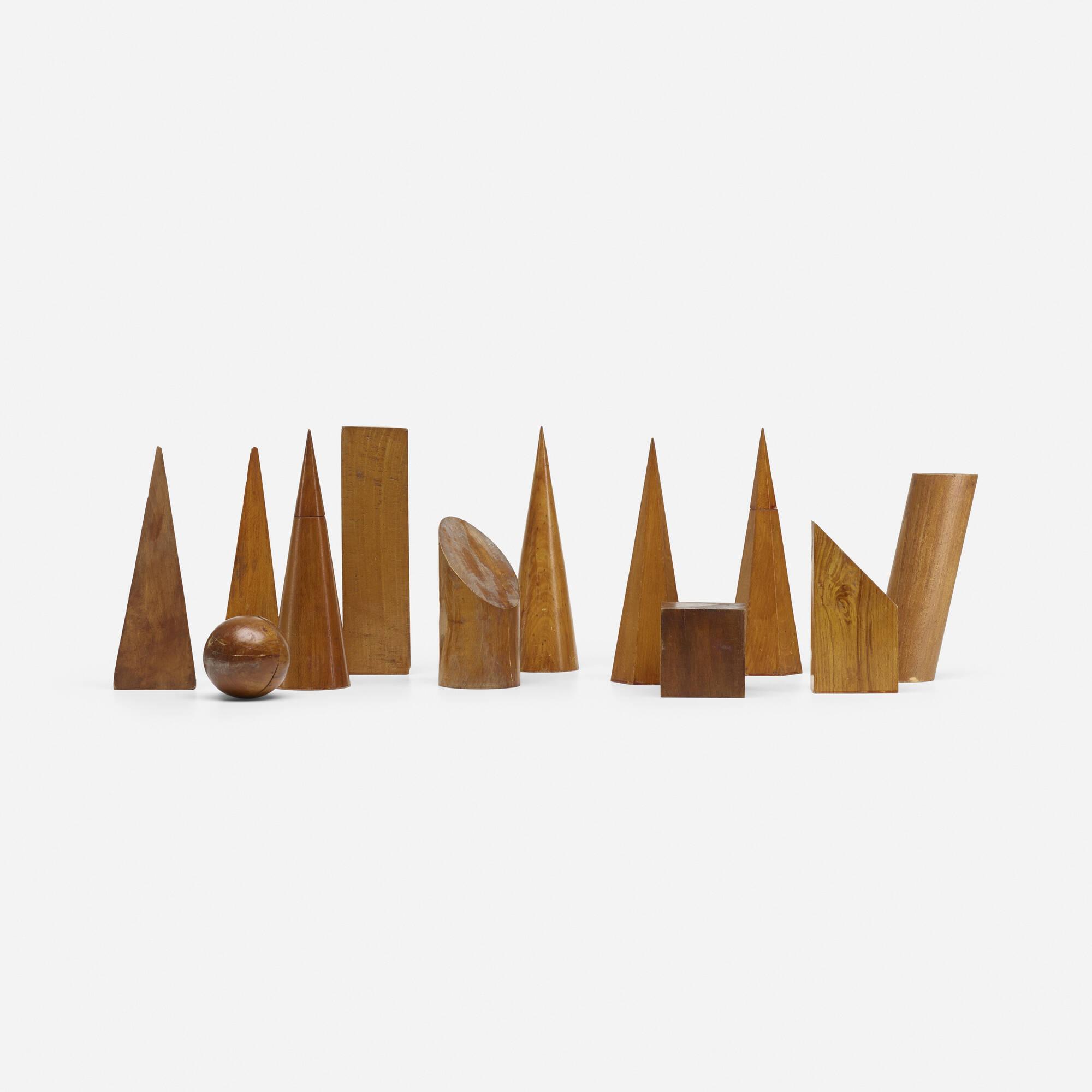 131: Belgian / collection of twelve volume models (1 of 2)